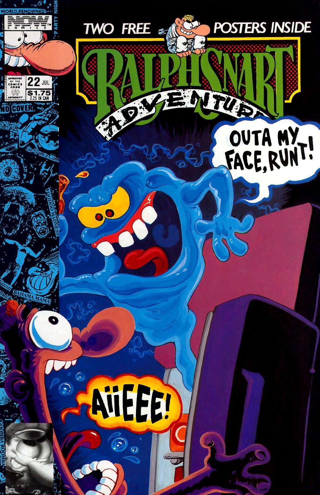 Ralph Snart Adventures (1988) 22 Page 1
