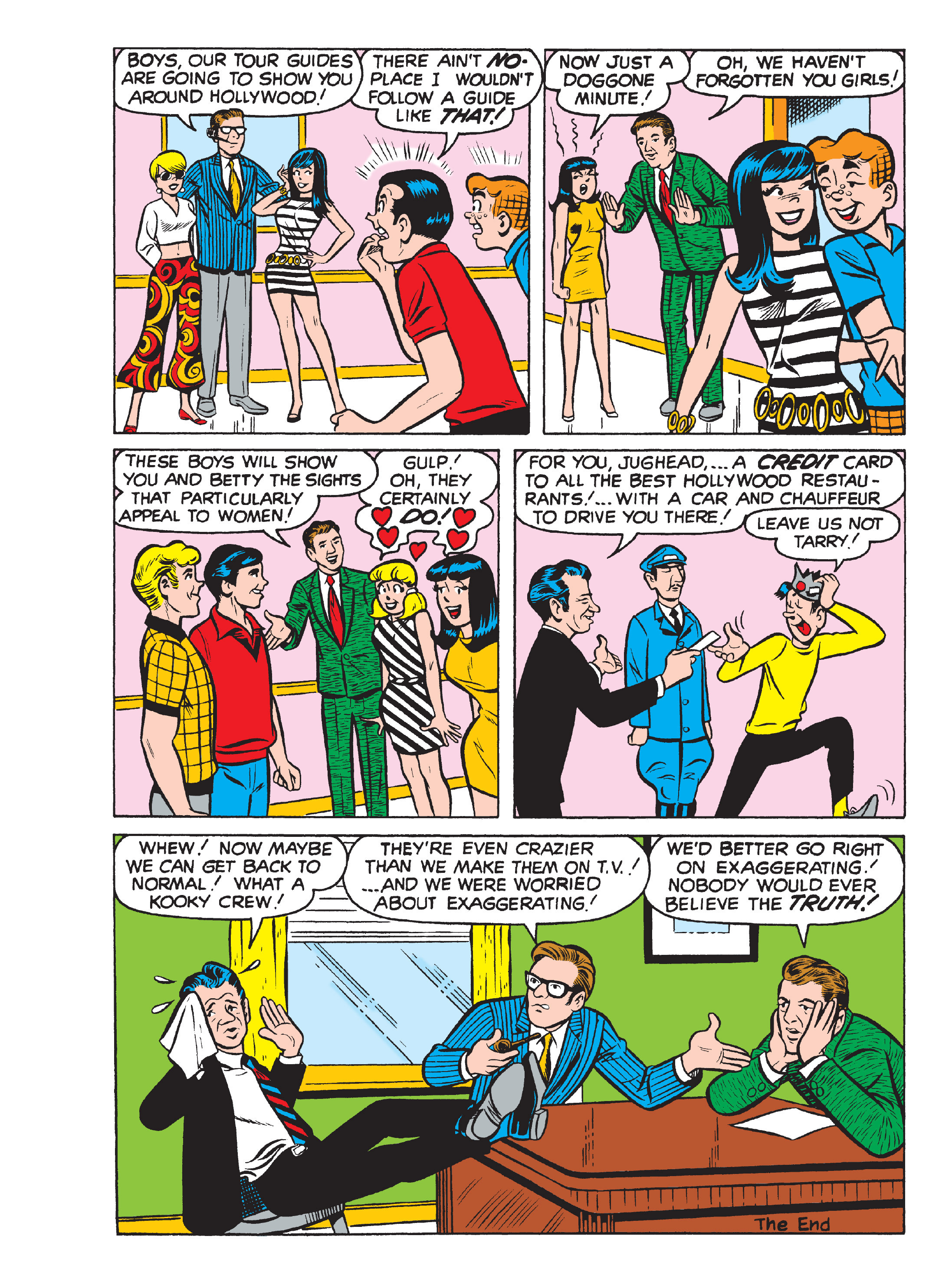 Read online Archie 1000 Page Comics Blowout! comic -  Issue # TPB (Part 3) - 152