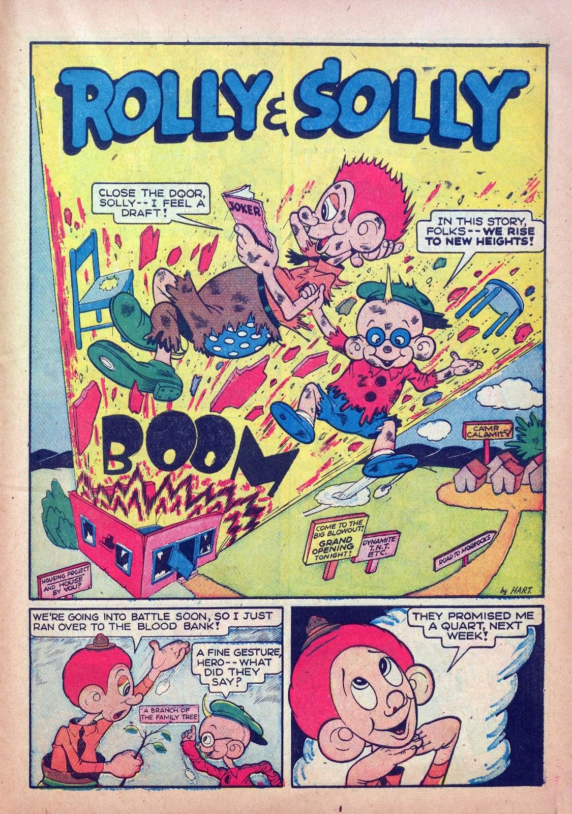Read online Joker Comics comic -  Issue #12 - 49