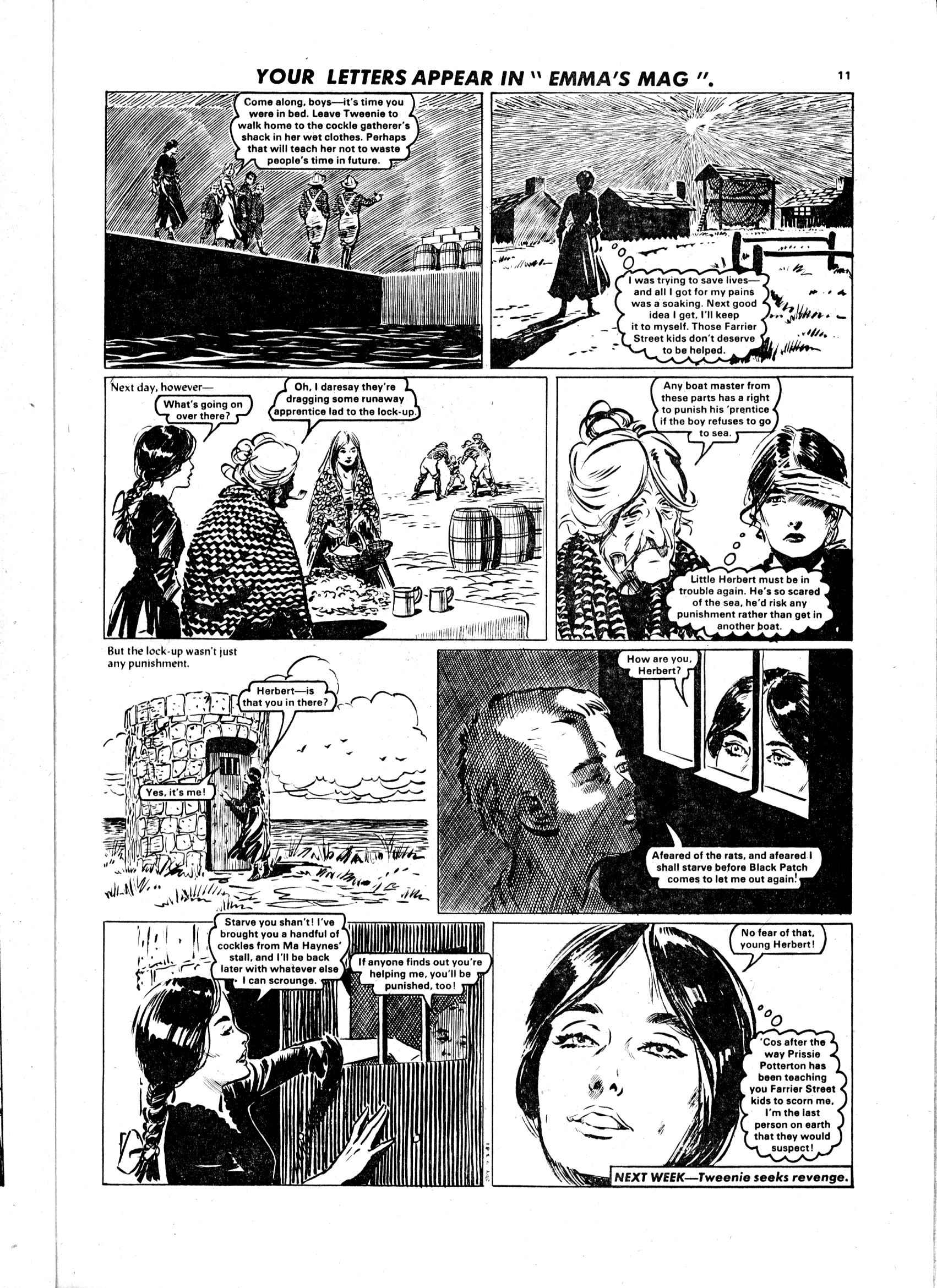 Read online Judy comic -  Issue #4 - 11