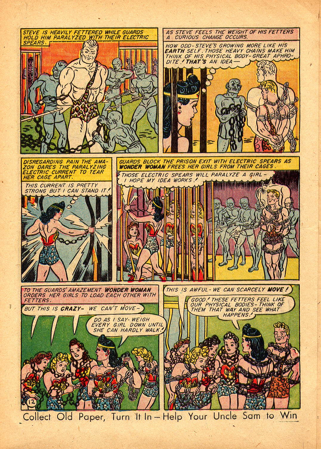 Read online Sensation (Mystery) Comics comic -  Issue #30 - 14