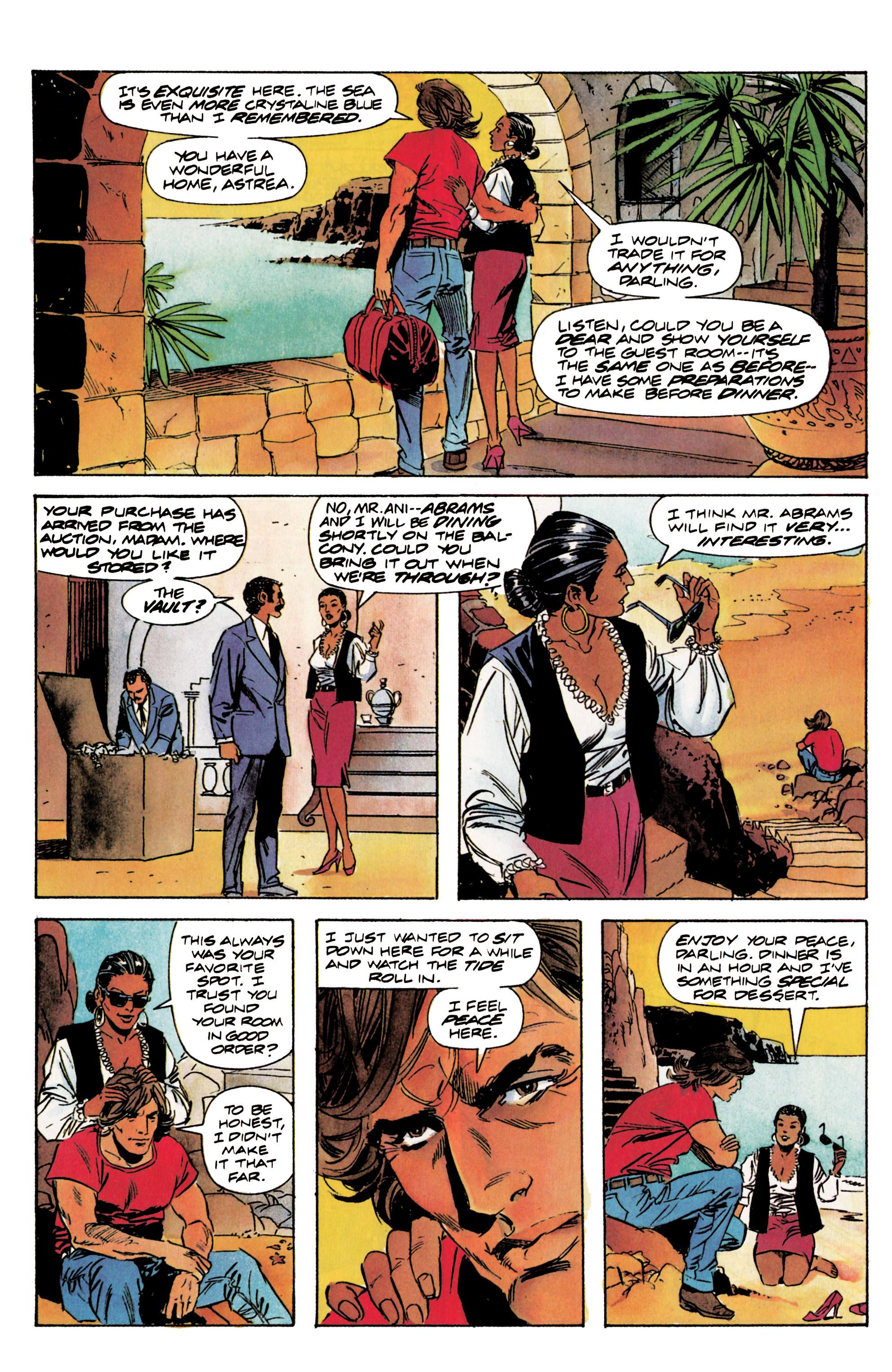 Read online Eternal Warrior (1992) comic -  Issue #3 - 12