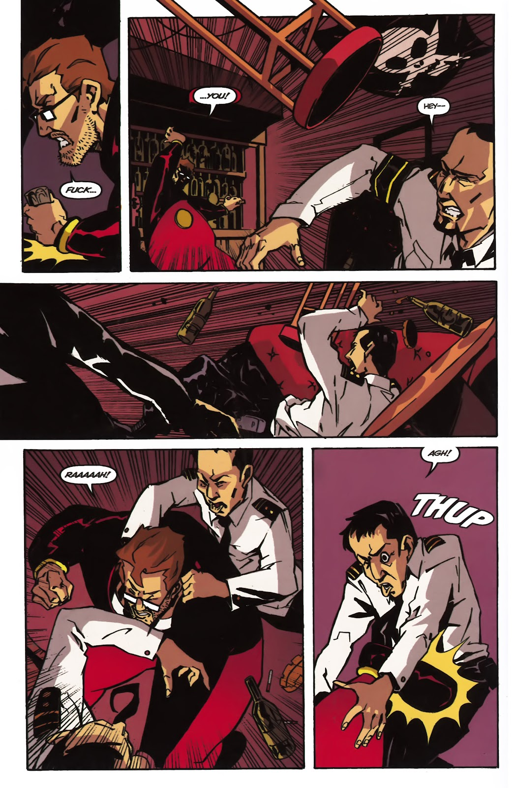 Read online Ricky Rouse Has A Gun comic -  Issue # TPB (Part 1) - 63