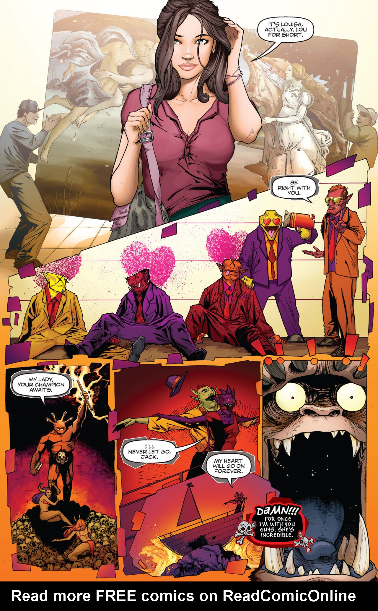 Read online Shrugged (2013) comic -  Issue #1 - 12