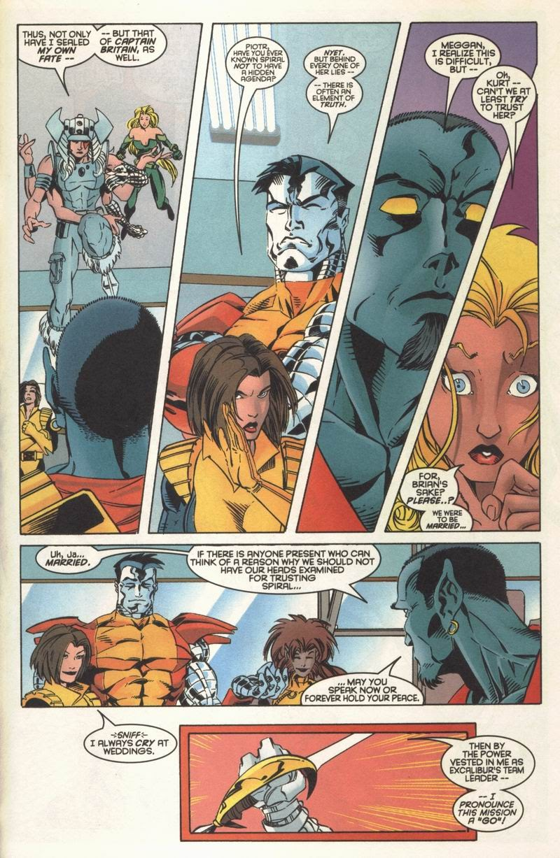 Excalibur (1988) issue 109 - Page 20