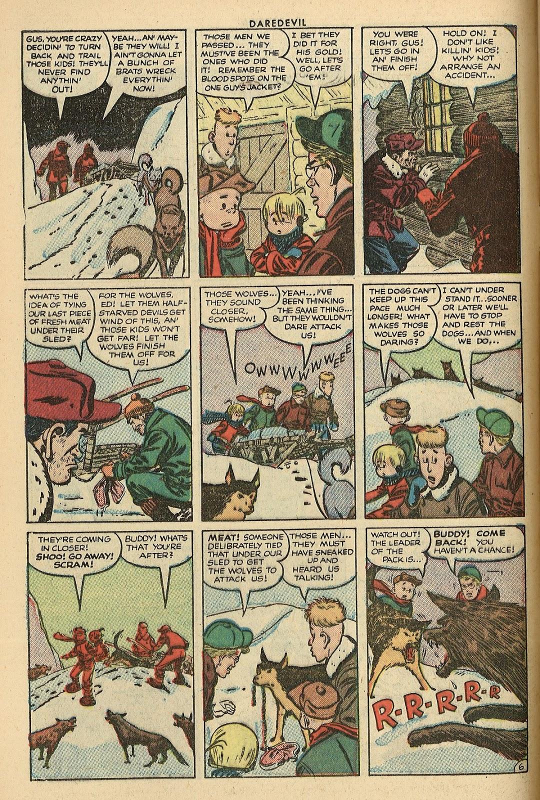Daredevil (1941) issue 101 - Page 8