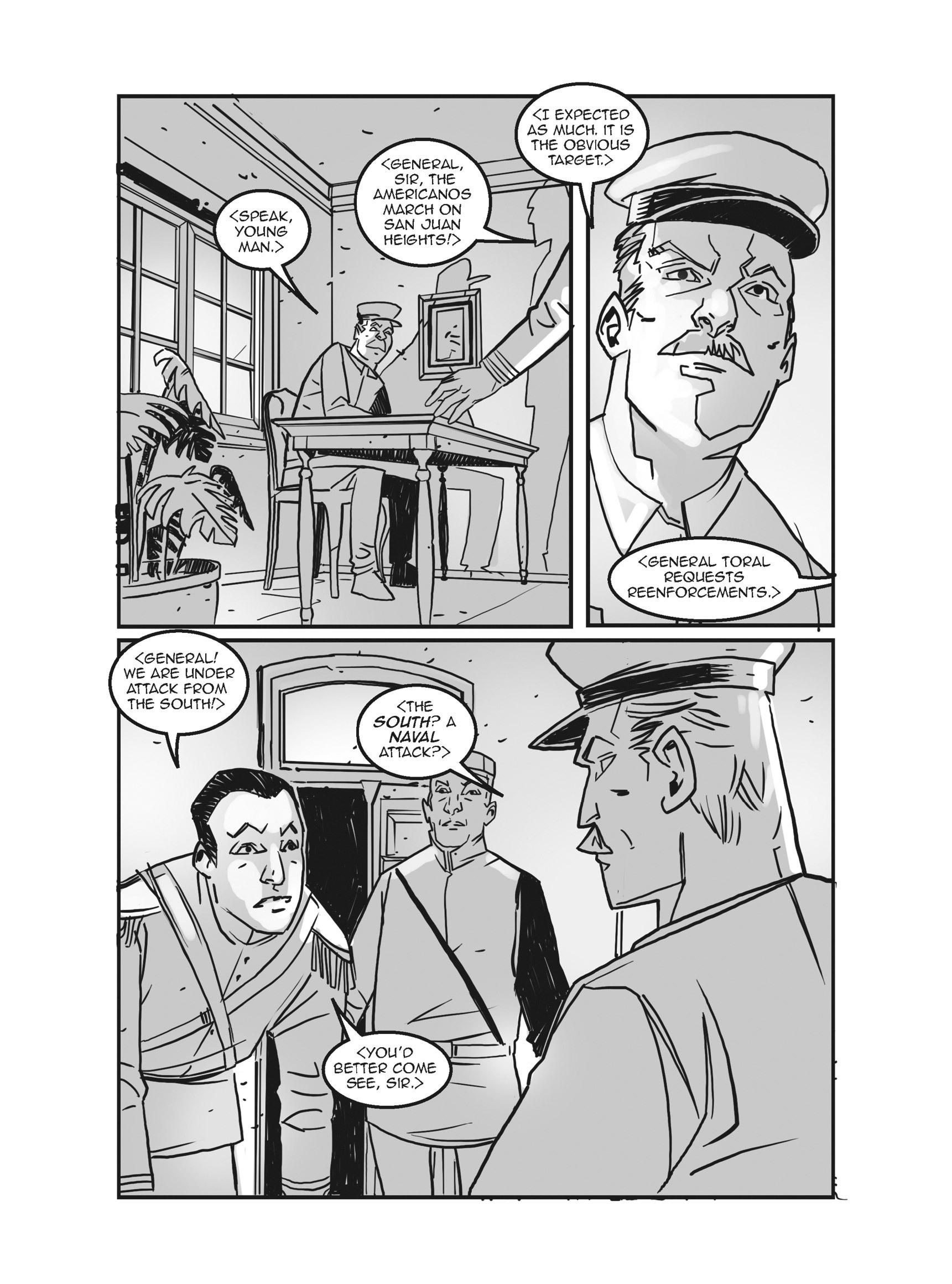 Read online FUBAR comic -  Issue #3 - 197