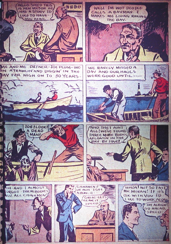 Read online Detective Comics (1937) comic -  Issue #1 - 6