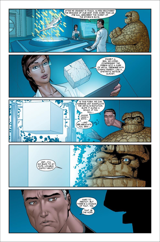 Read online Fantastic Four: Season One comic -  Issue # TPB - 78