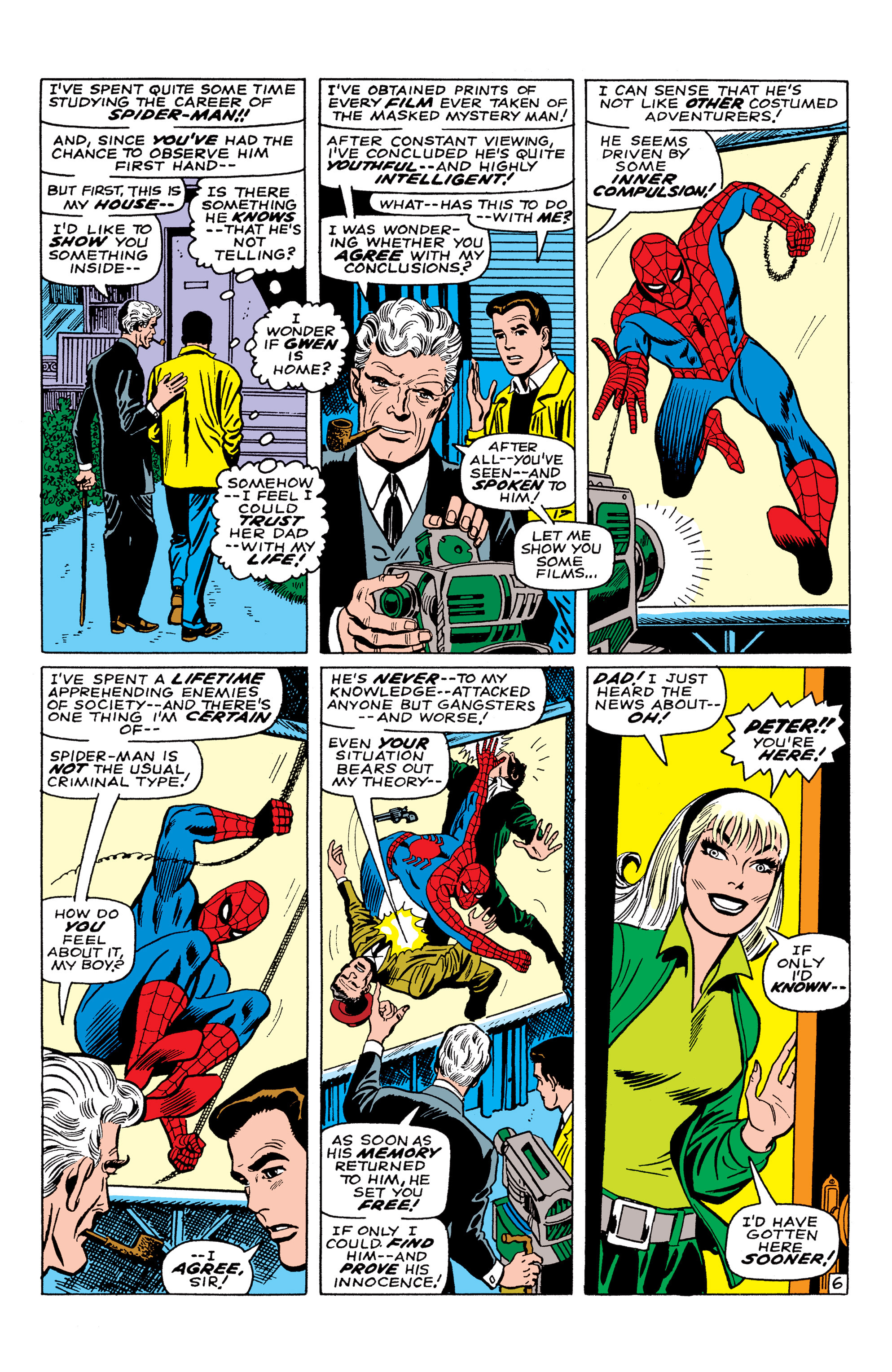 The Amazing Spider-Man (1963) 59 Page 6