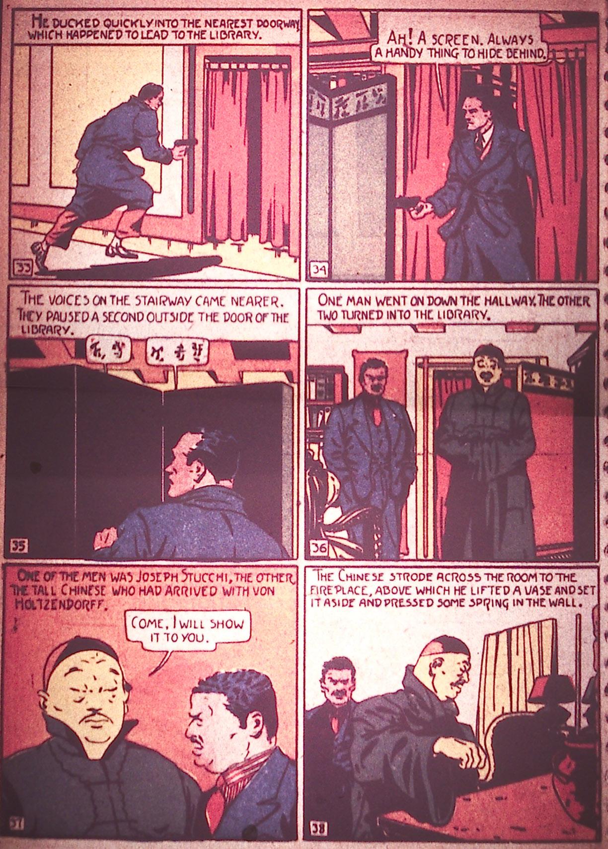 Detective Comics (1937) 4 Page 27