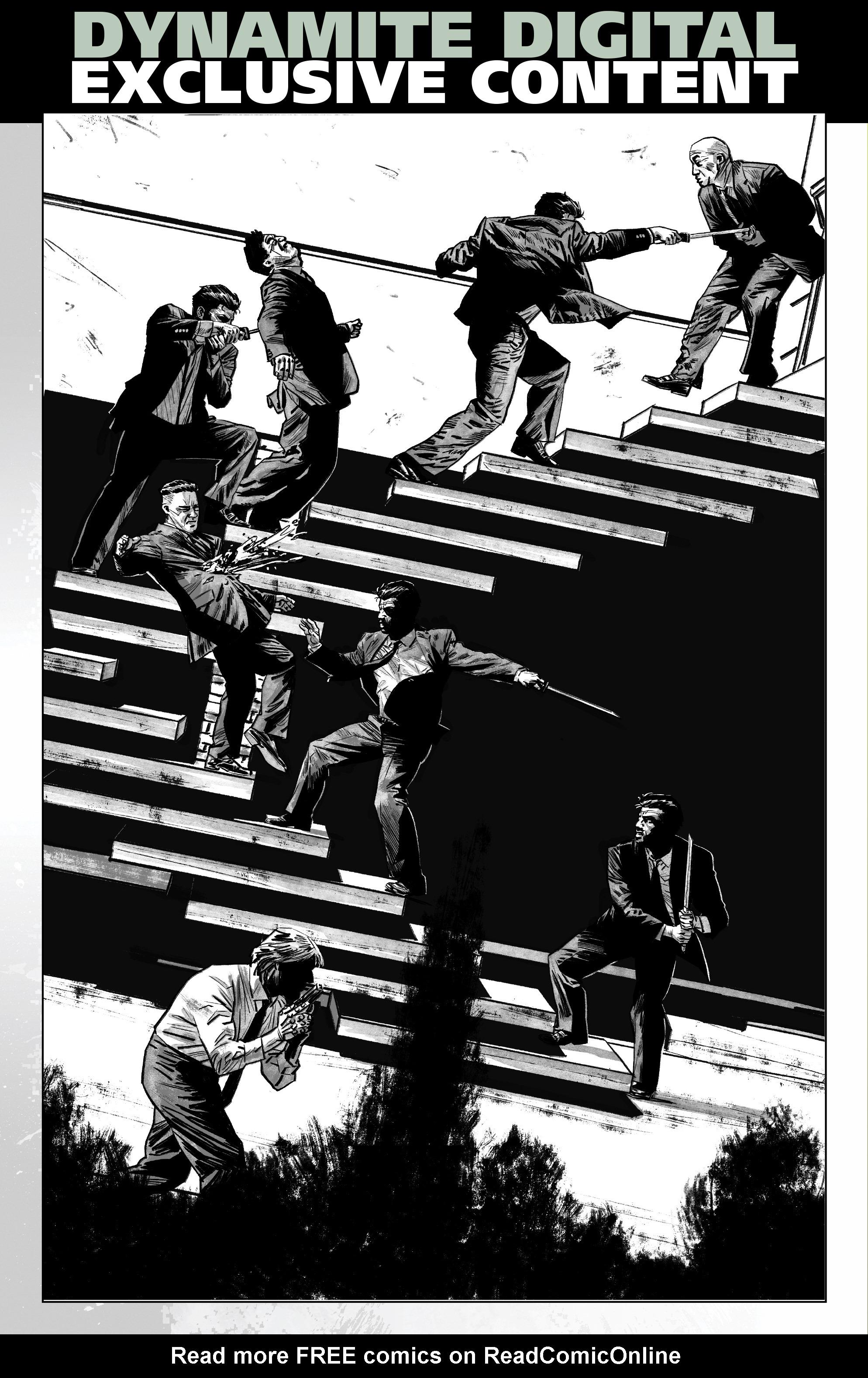 Read online James Bond: Felix Leiter comic -  Issue #5 - 24
