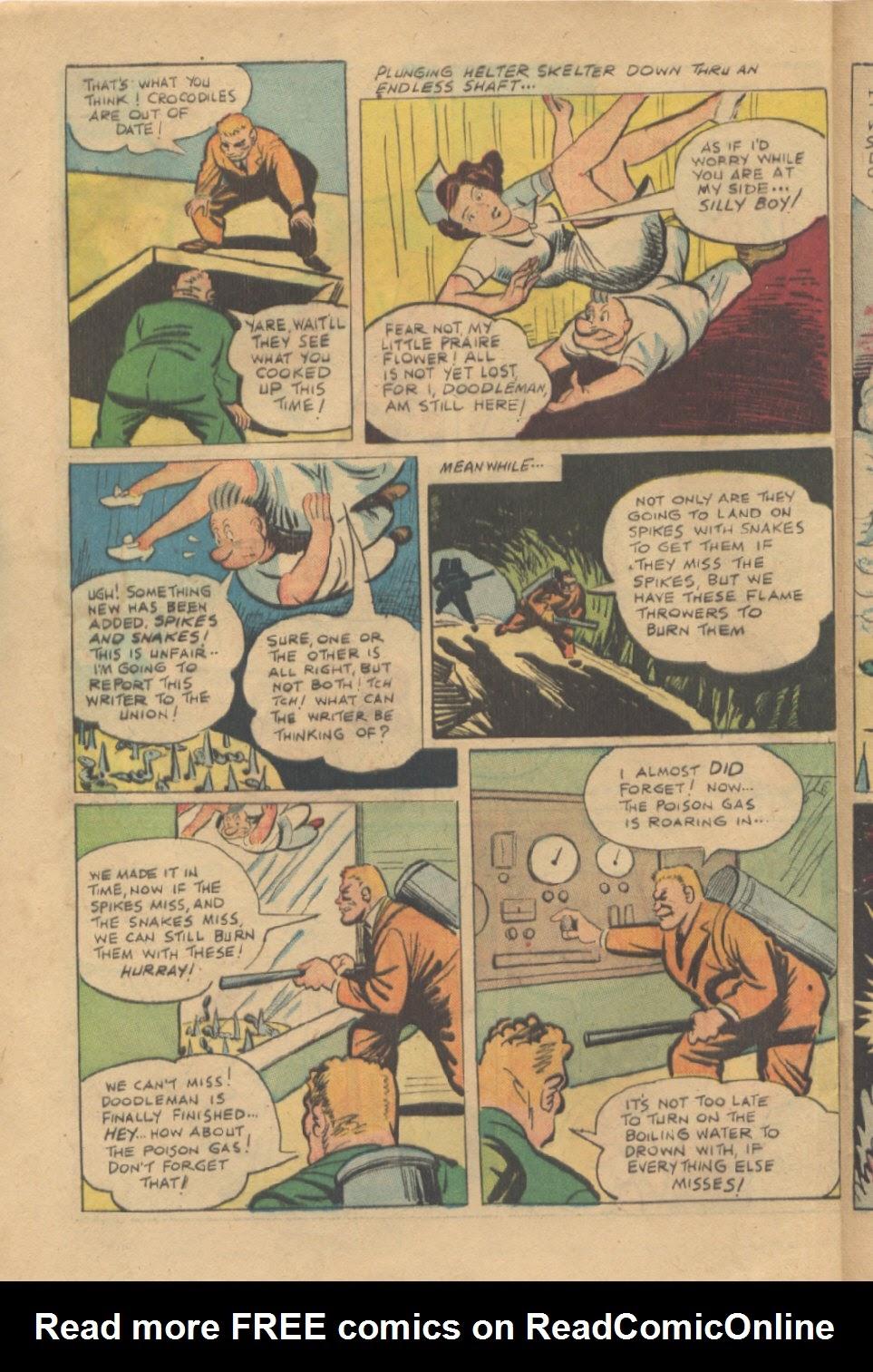 Super-Magician Comics issue 53 - Page 40