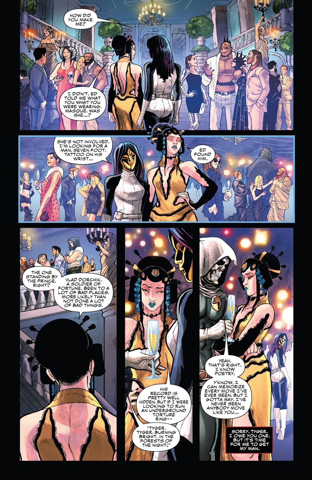Read online Black Widow (2019) comic -  Issue #3 - 12