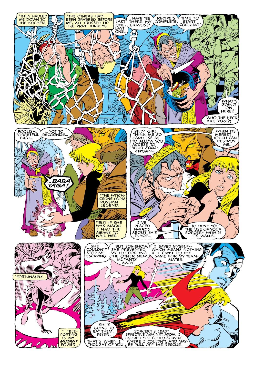 Uncanny X-Men (1963) issue 231 - Page 15