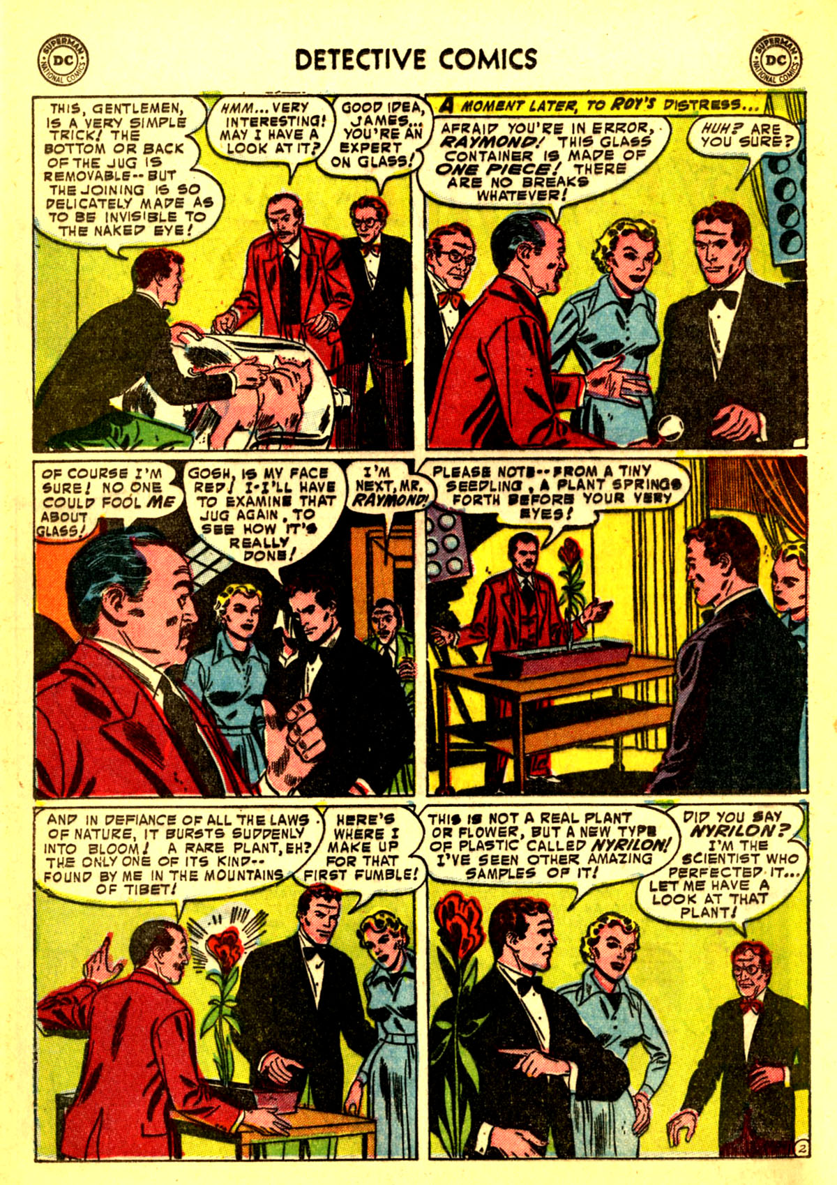 Read online Detective Comics (1937) comic -  Issue #211 - 18