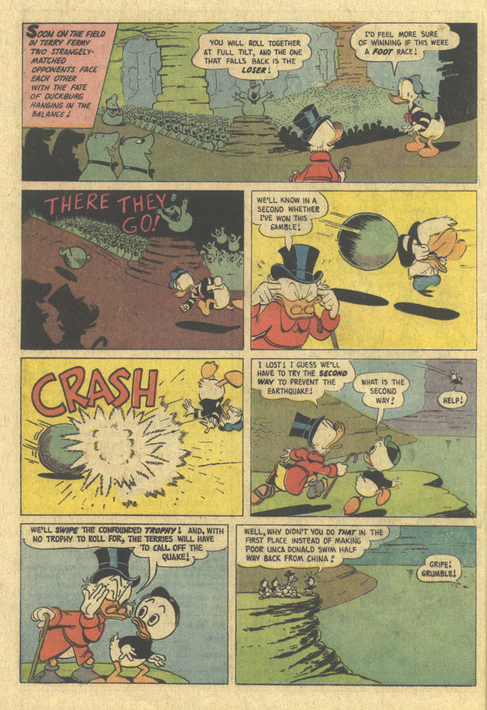 Read online Uncle Scrooge (1953) comic -  Issue #109 - 24