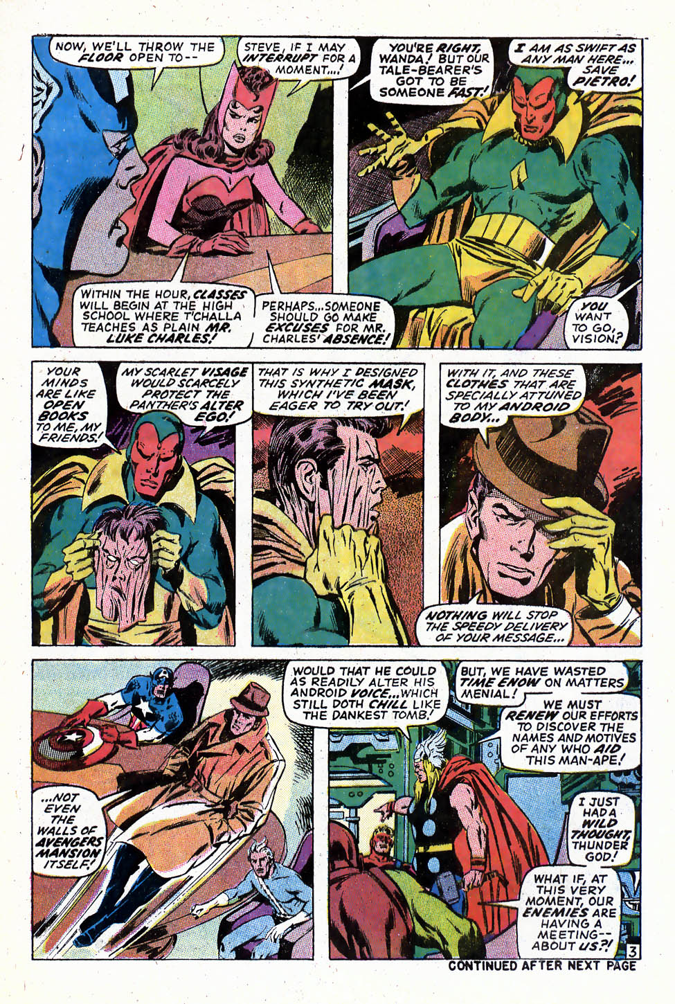 The Avengers (1963) 79 Page 3