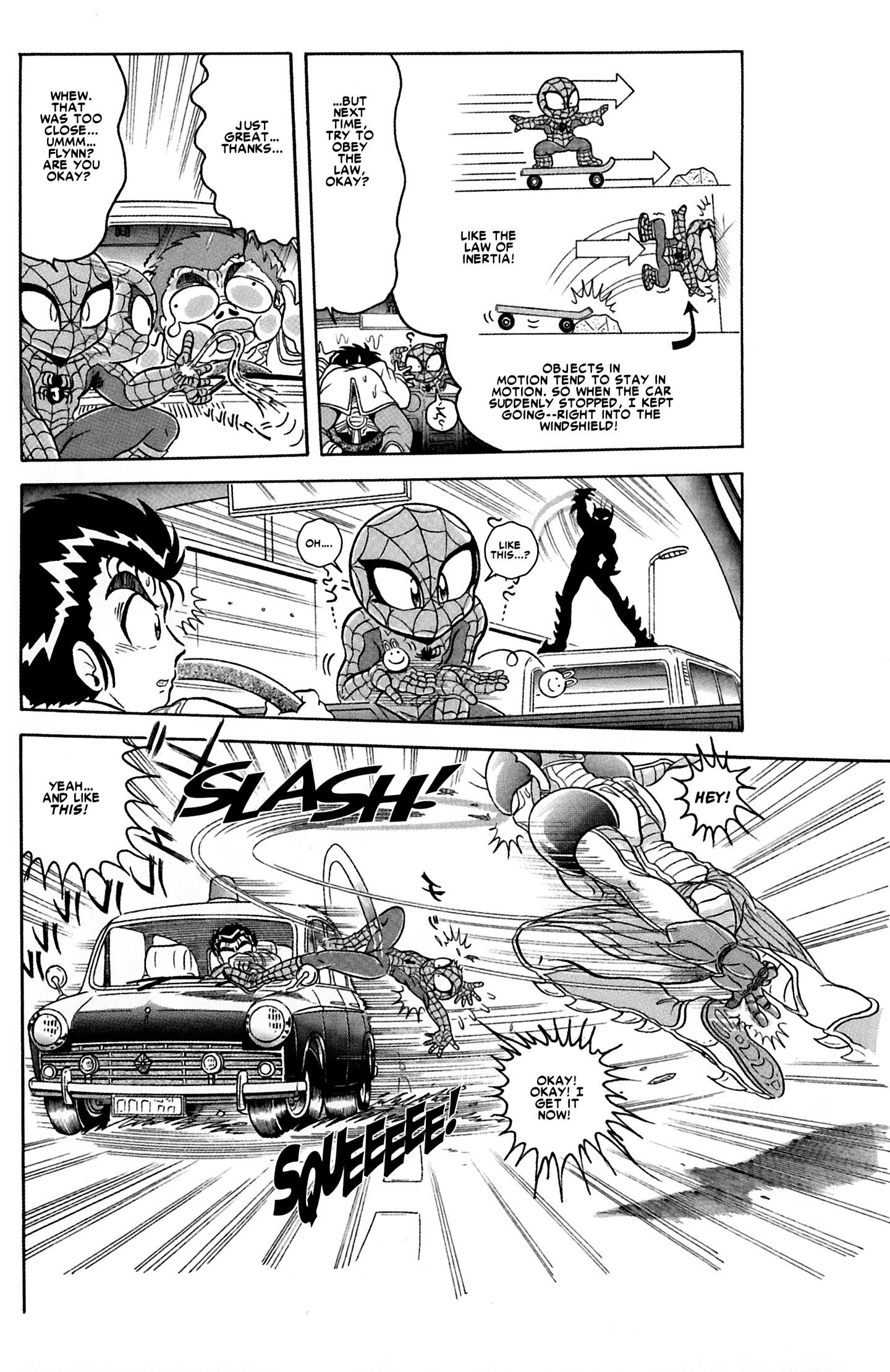 Spider-Man J #TPB_2 #2 - English 100