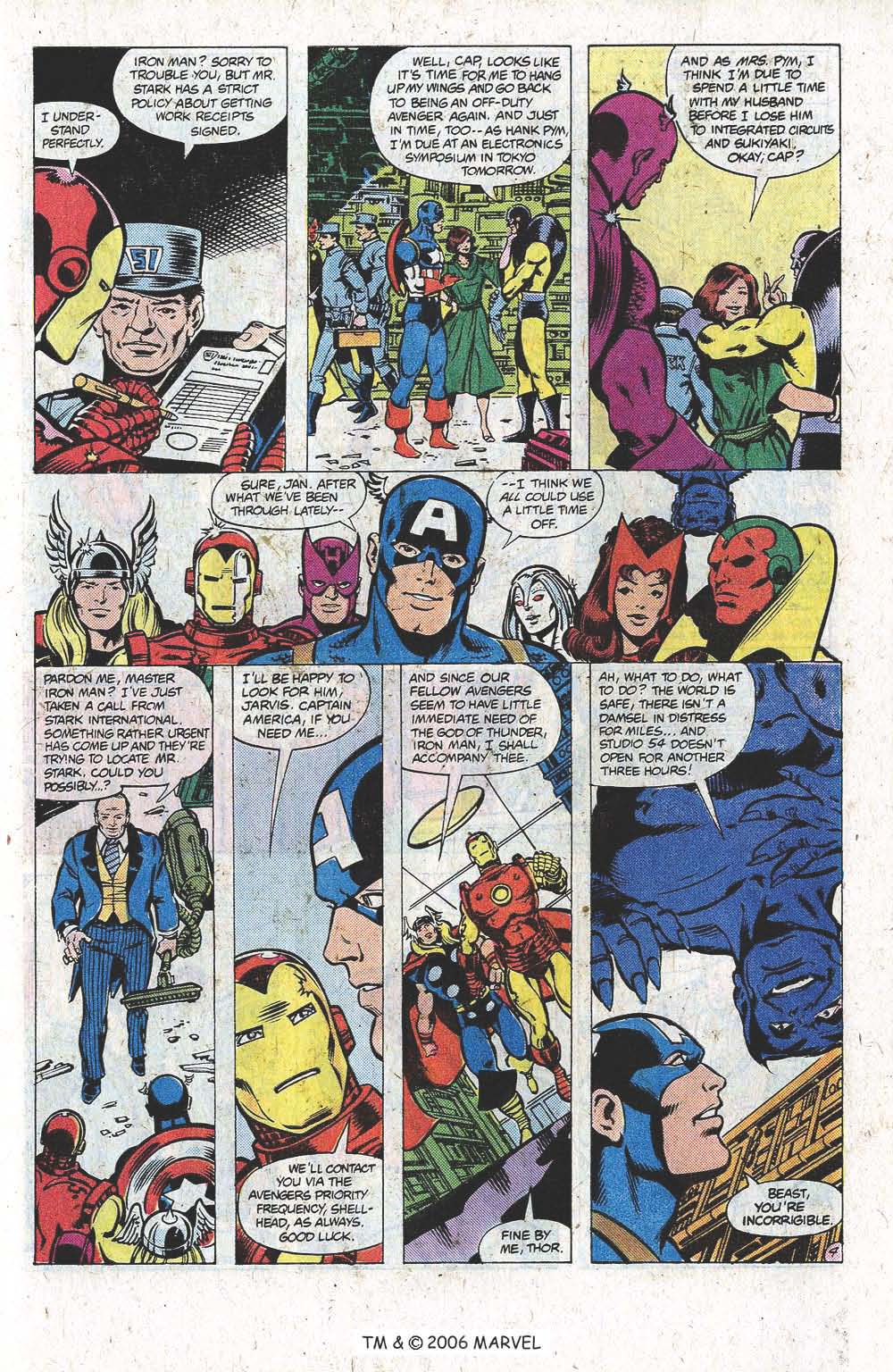 The Avengers (1963) 201 Page 6
