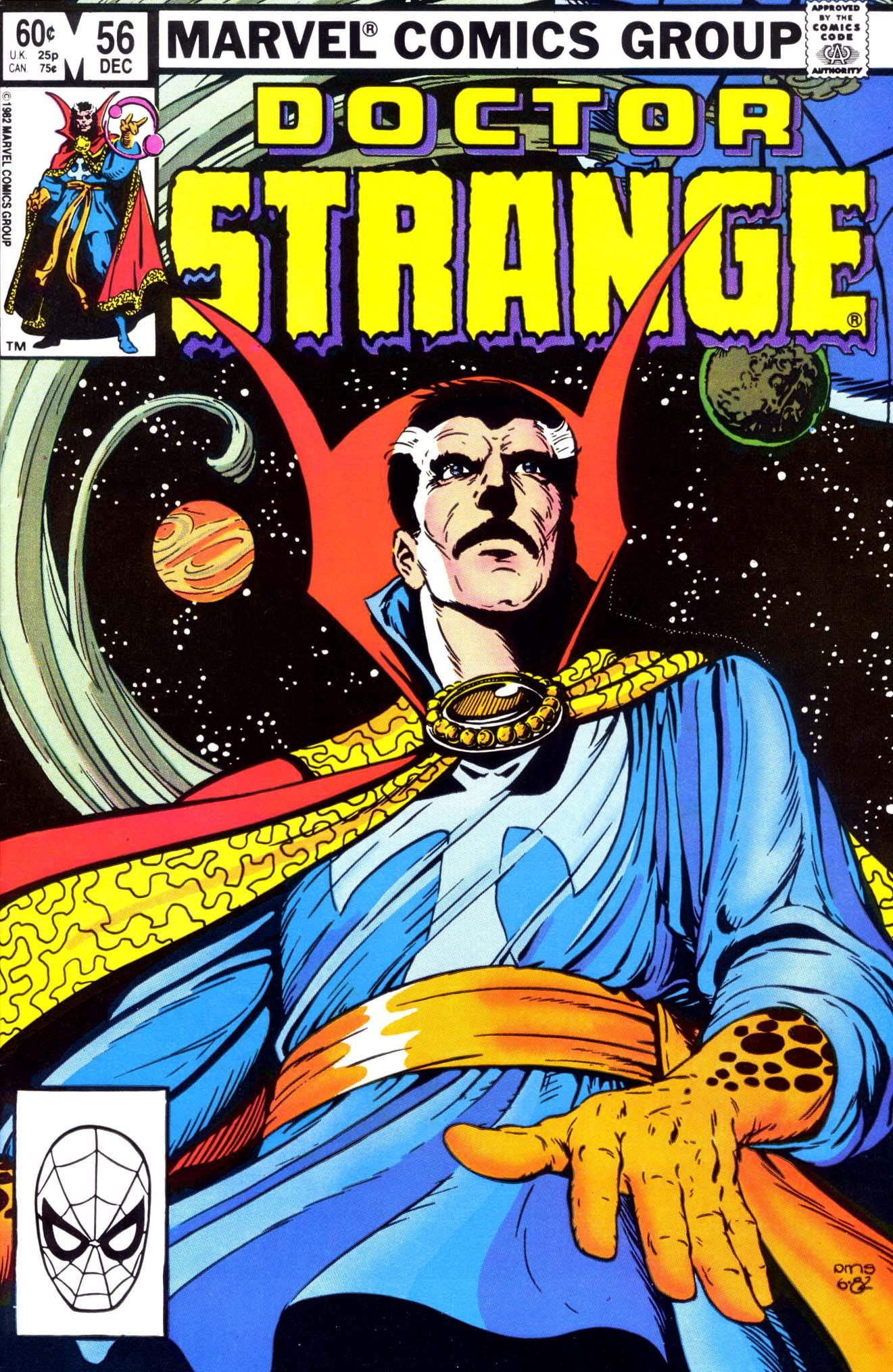 Doctor Strange (1974) 56 Page 1