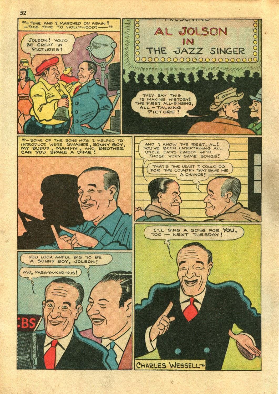 Read online Super-Magician Comics comic -  Issue #14 - 51
