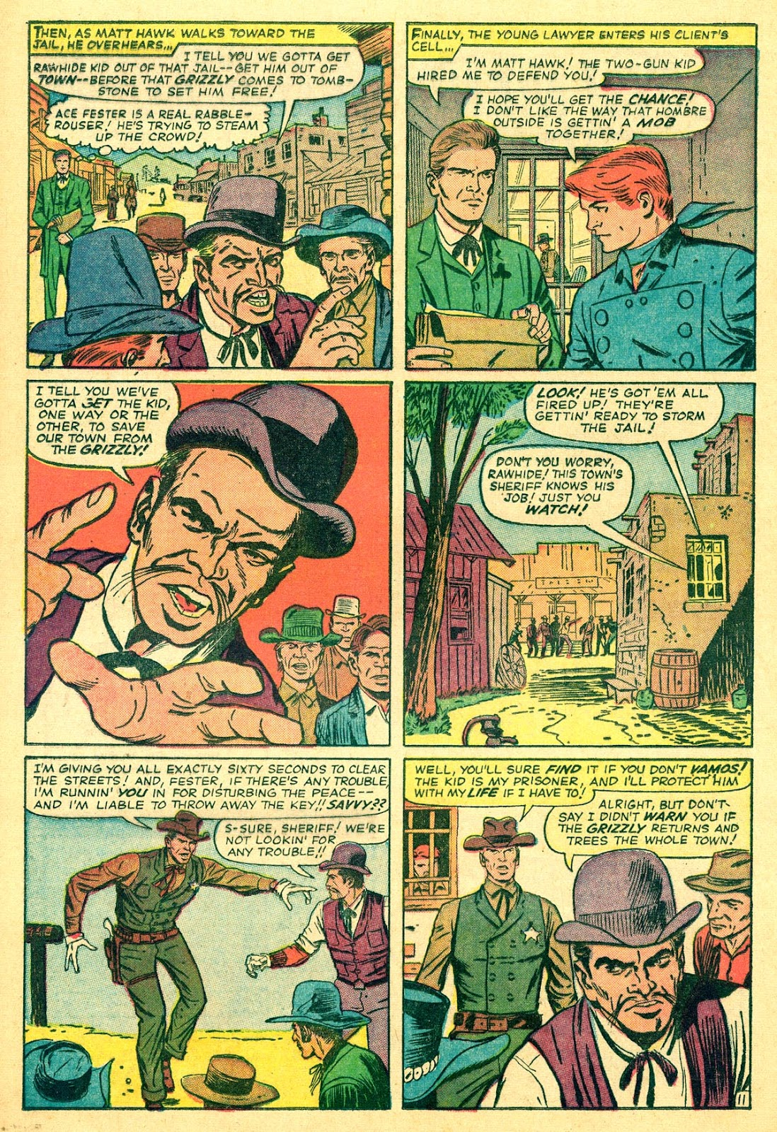 The Rawhide Kid (1955) issue 40 - Page 16