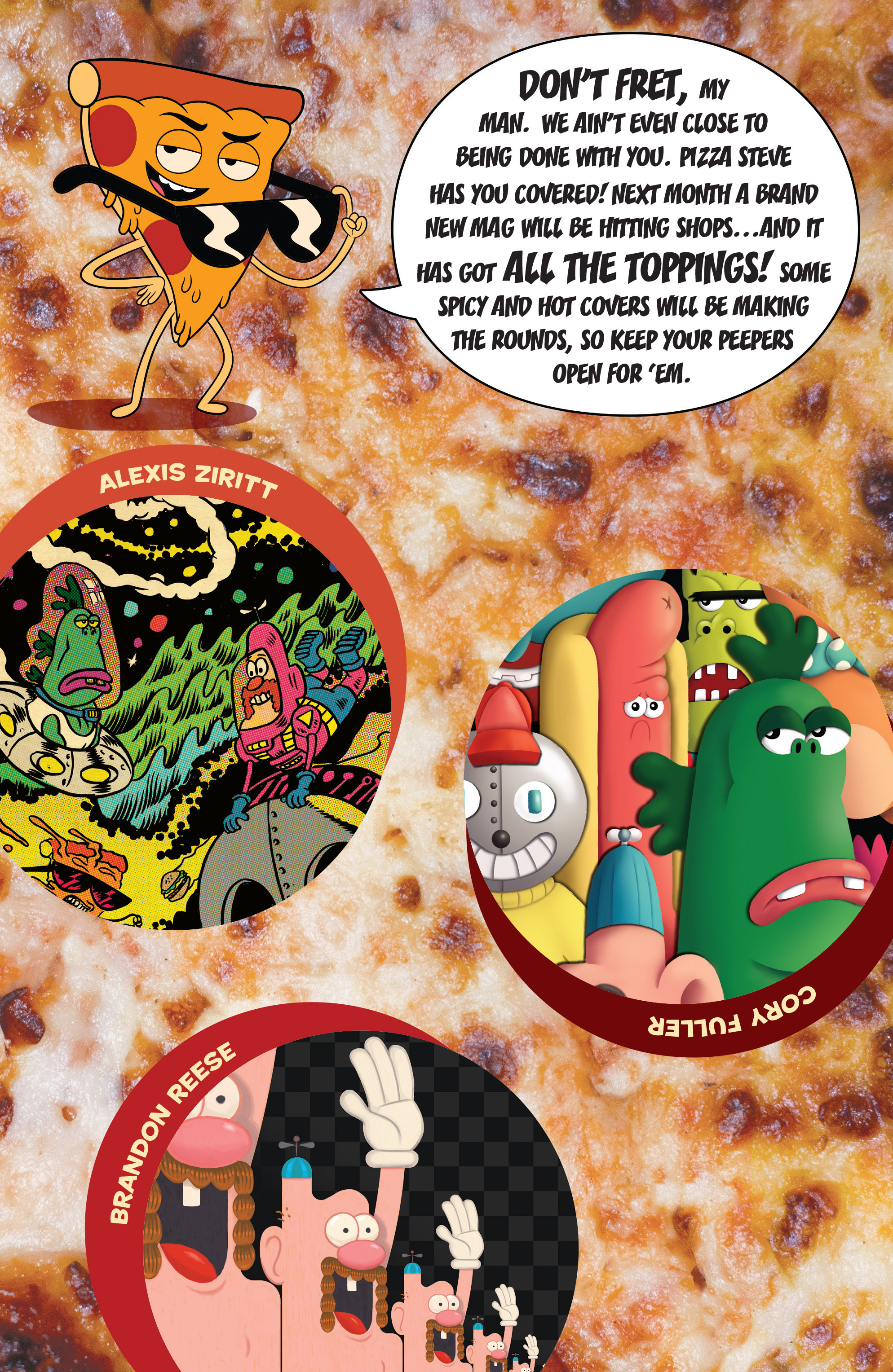 Read online Uncle Grandpa comic -  Issue #2 - 25