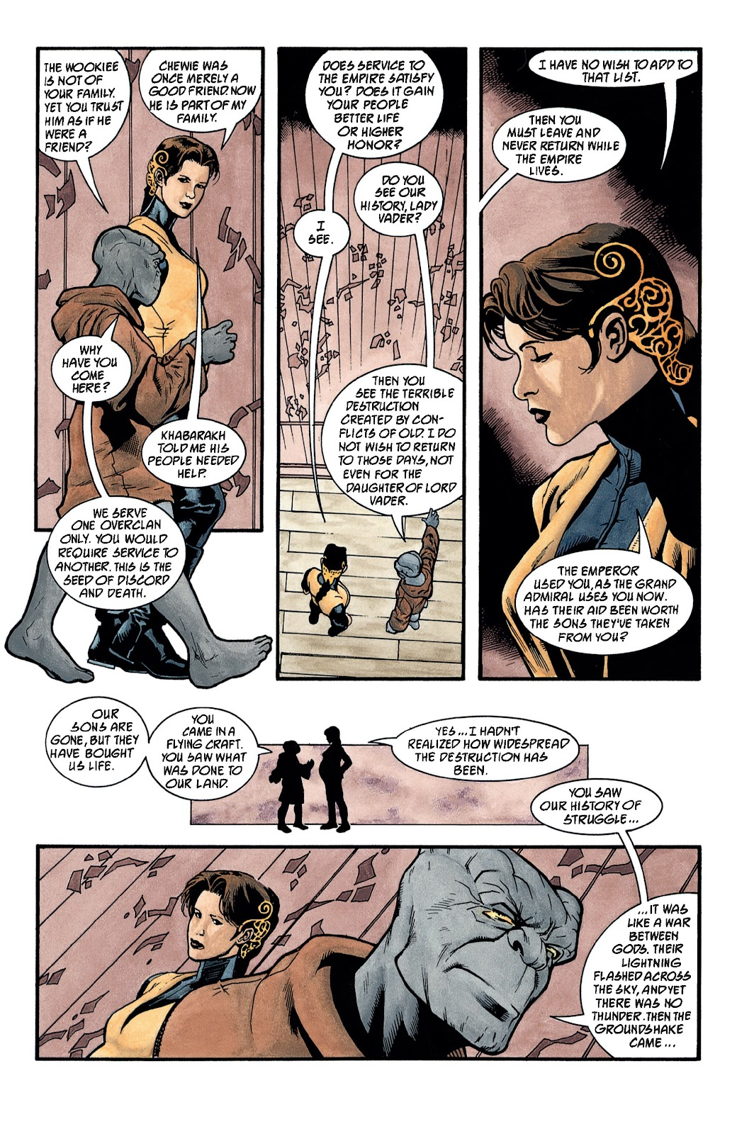 Read online Star Wars Legends: The New Republic - Epic Collection comic -  Issue # TPB 4 (Part 3) - 6