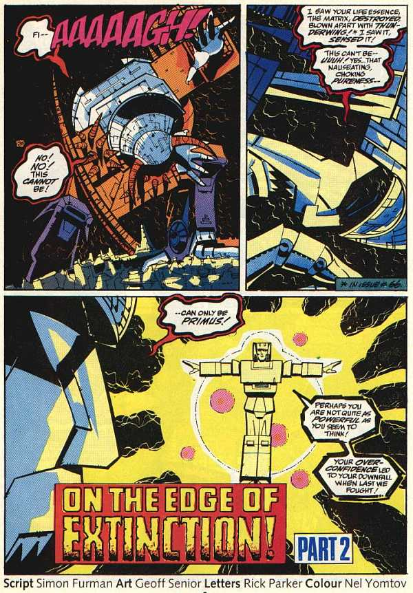 The Transformers (UK) 320 Page 2