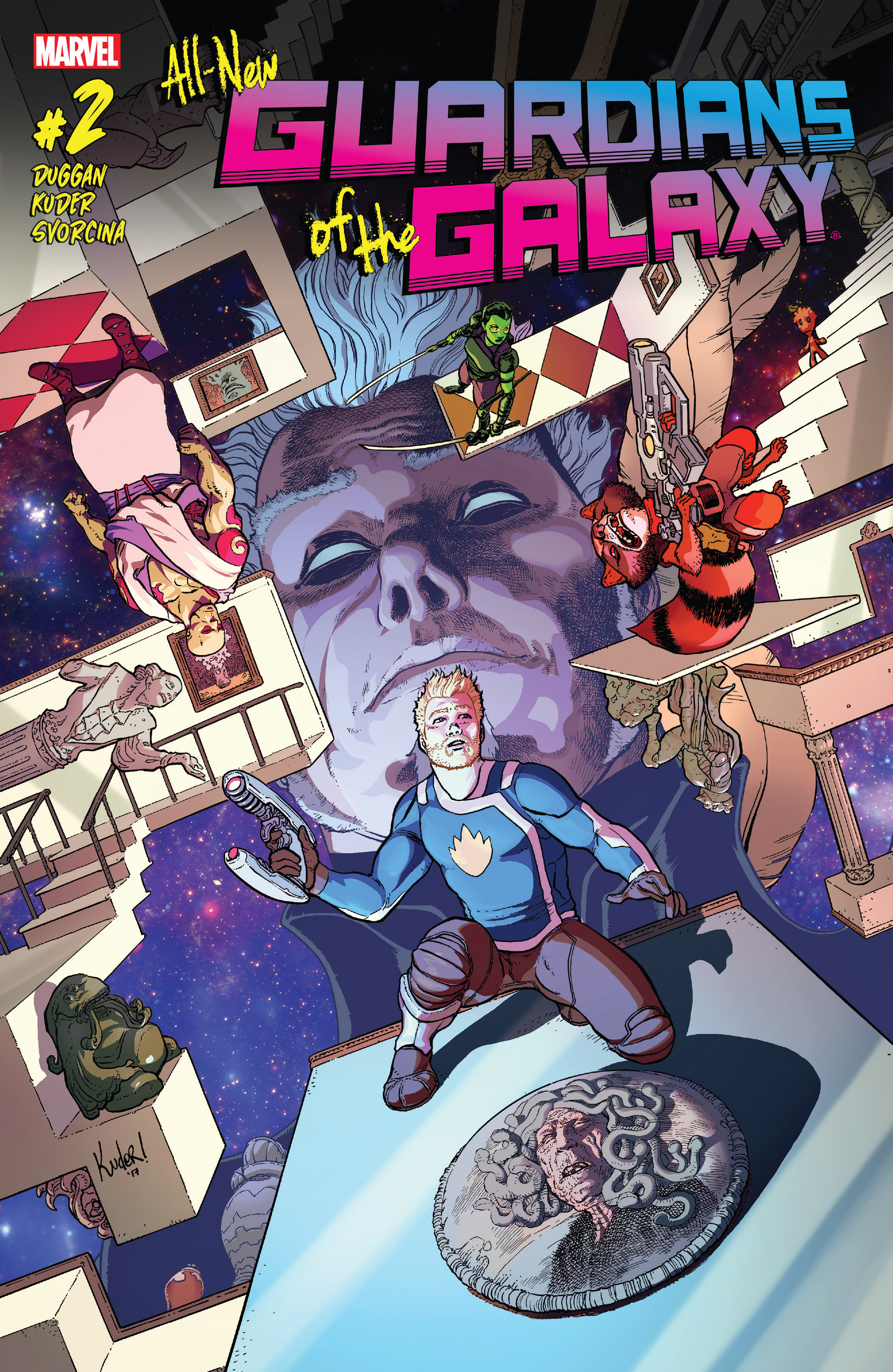 Read online All-New Guardians of the Galaxy comic -  Issue #2 - 1