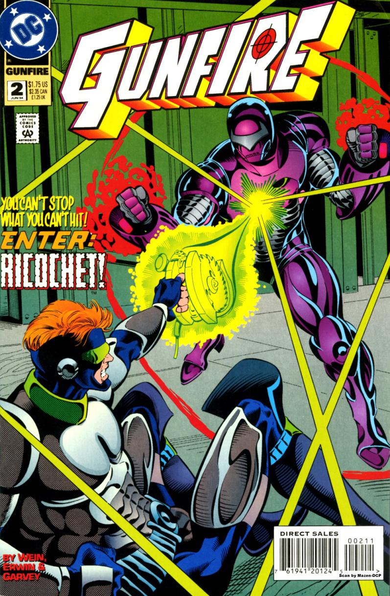 Read online Gunfire comic -  Issue #2 - 1