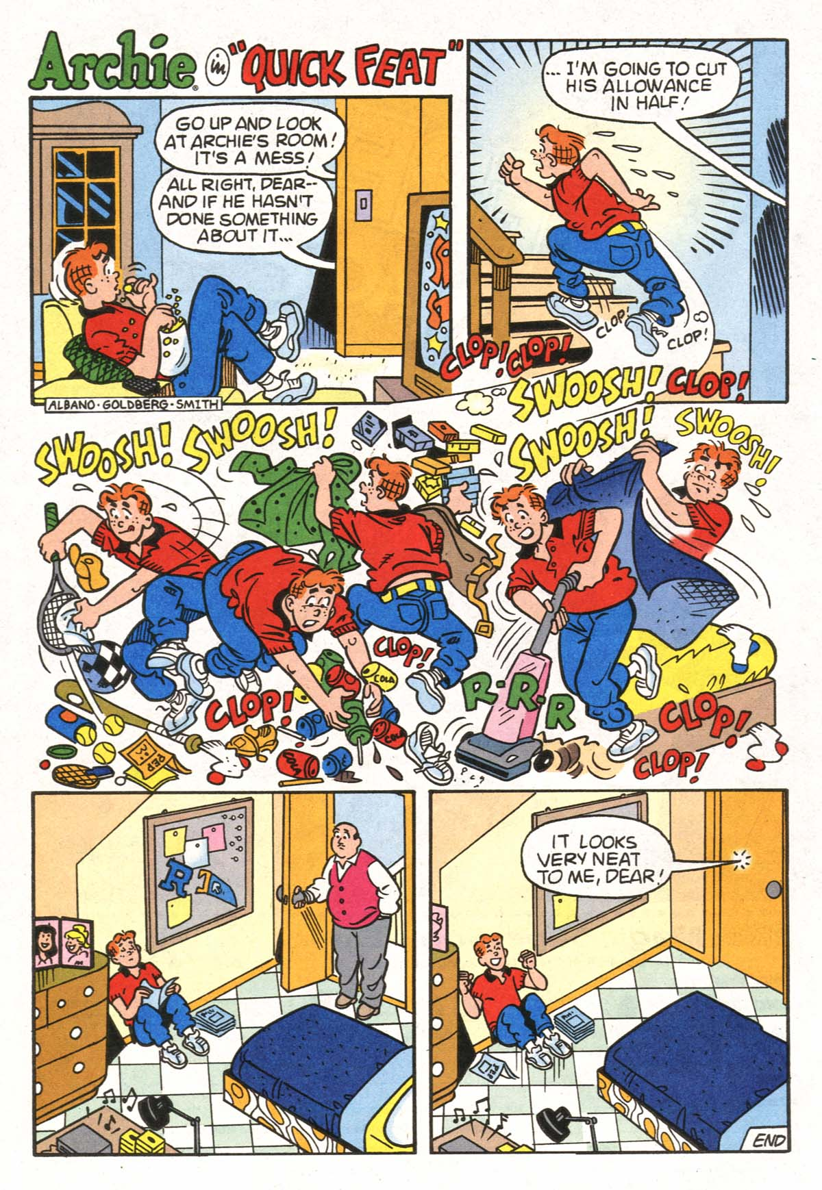 Read online Archie (1960) comic -  Issue #522 - 15