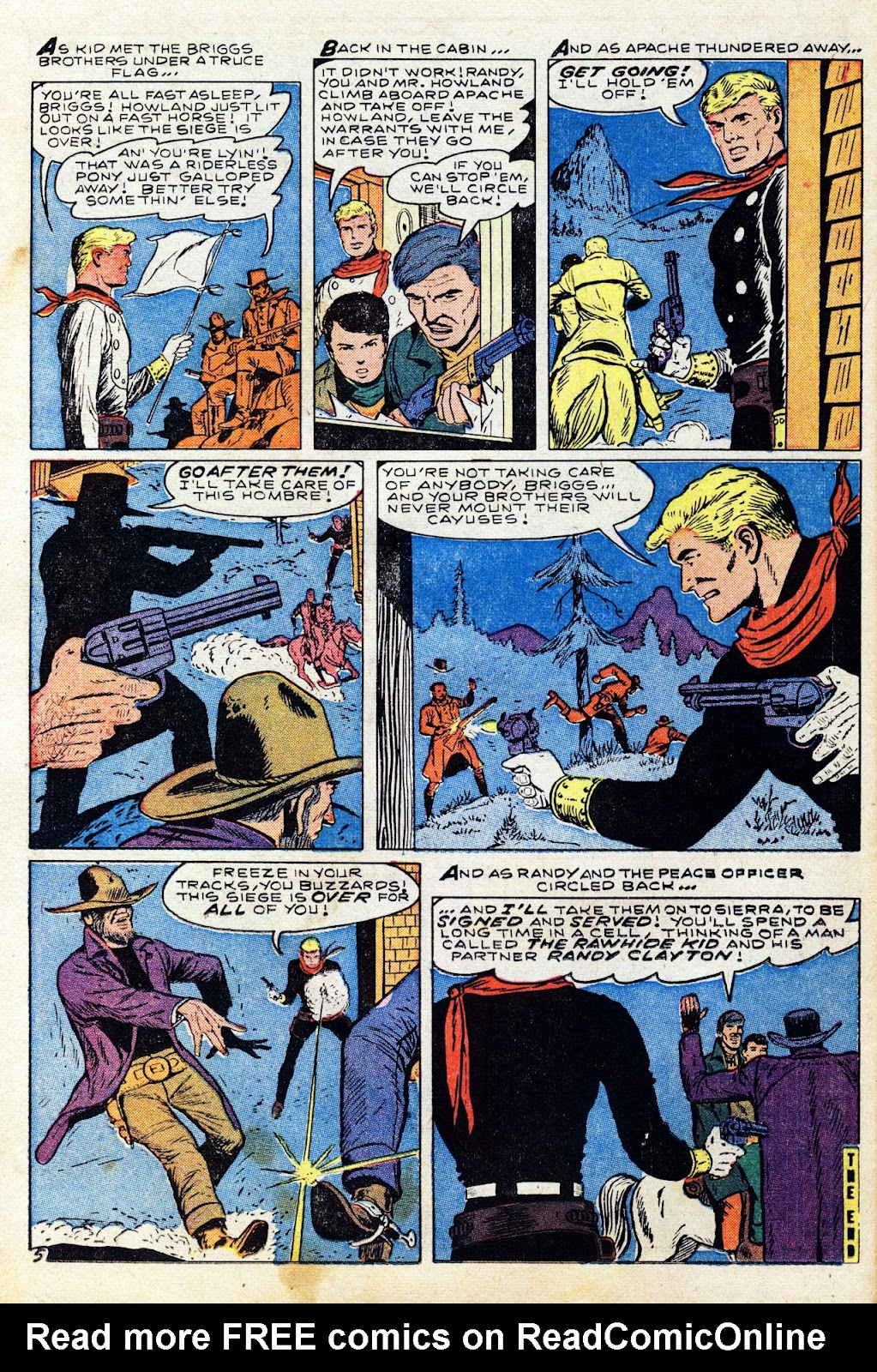The Rawhide Kid (1955) issue 12 - Page 14