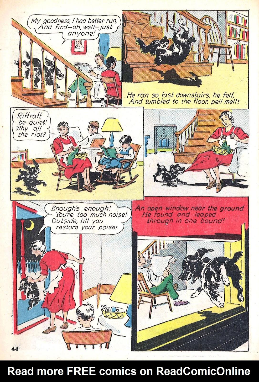 Read online Animal Comics comic -  Issue #4 - 47