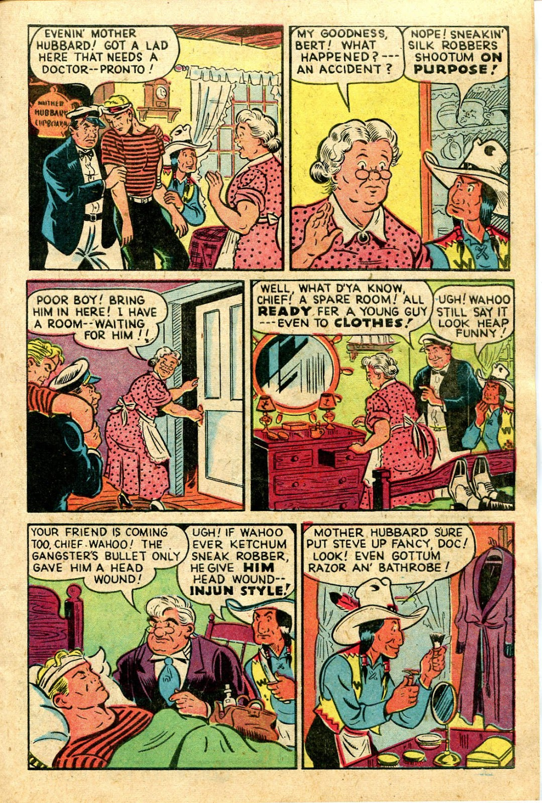 Read online Famous Funnies comic -  Issue #160 - 9