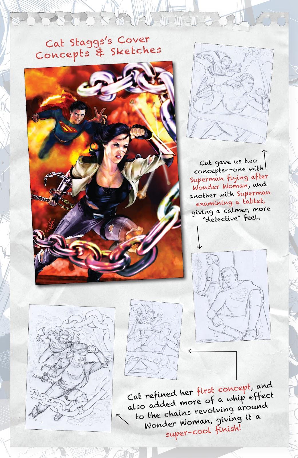 Read online Smallville Season 11 [II] comic -  Issue # TPB 5 - 134