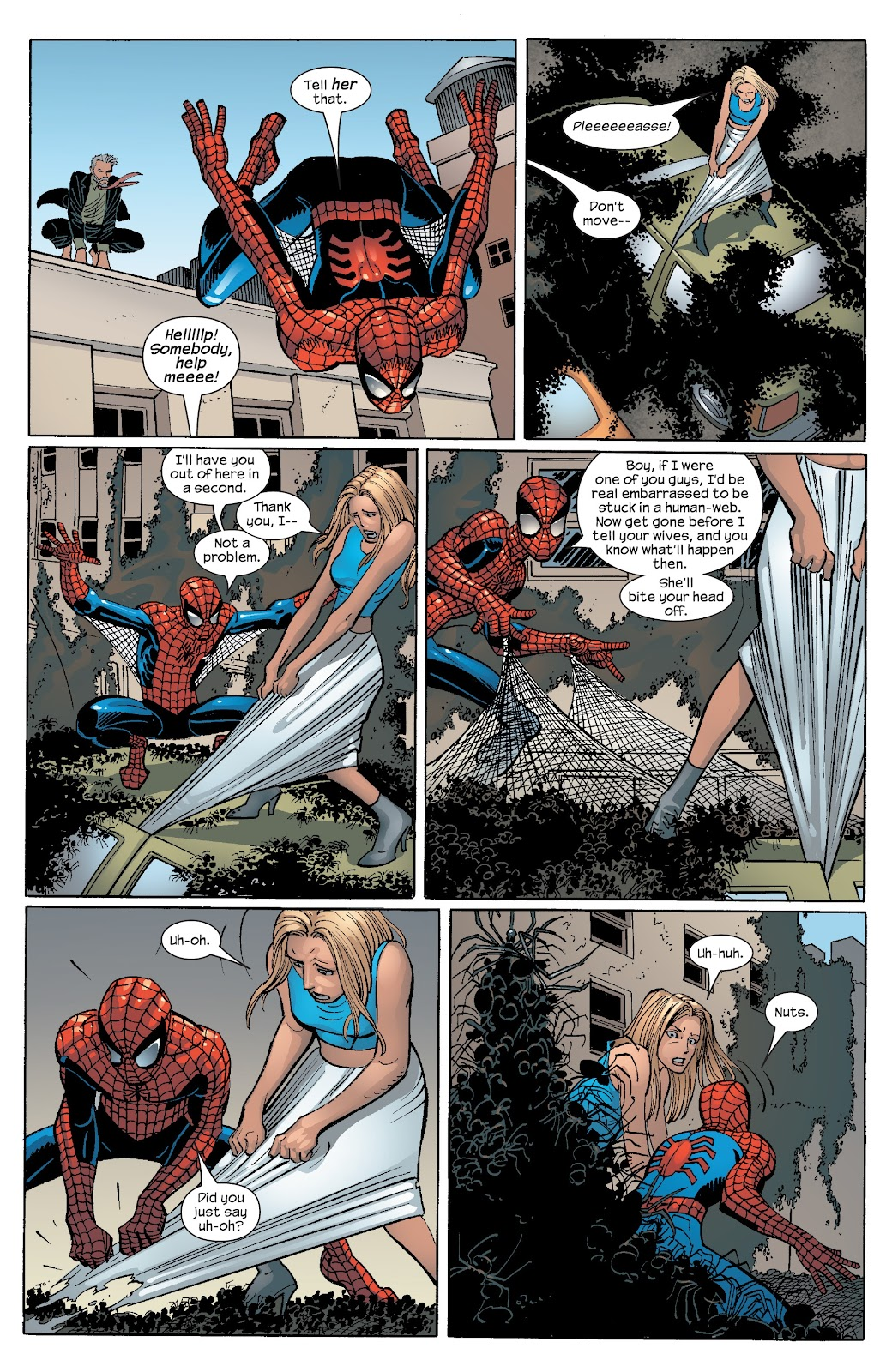 The Amazing Spider-Man by JMS Ultimate Collection issue TPB 3 (Part 2) - Page 3