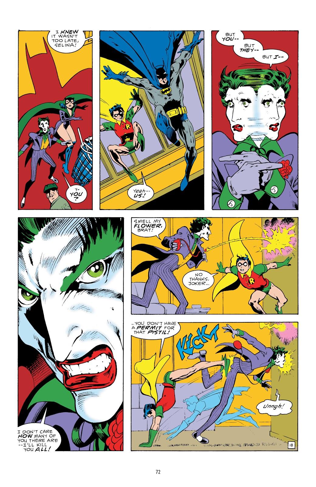 Read online Detective Comics (1937) comic -  Issue # _TPB Batman - The Dark Knight Detective 1 (Part 1) - 72
