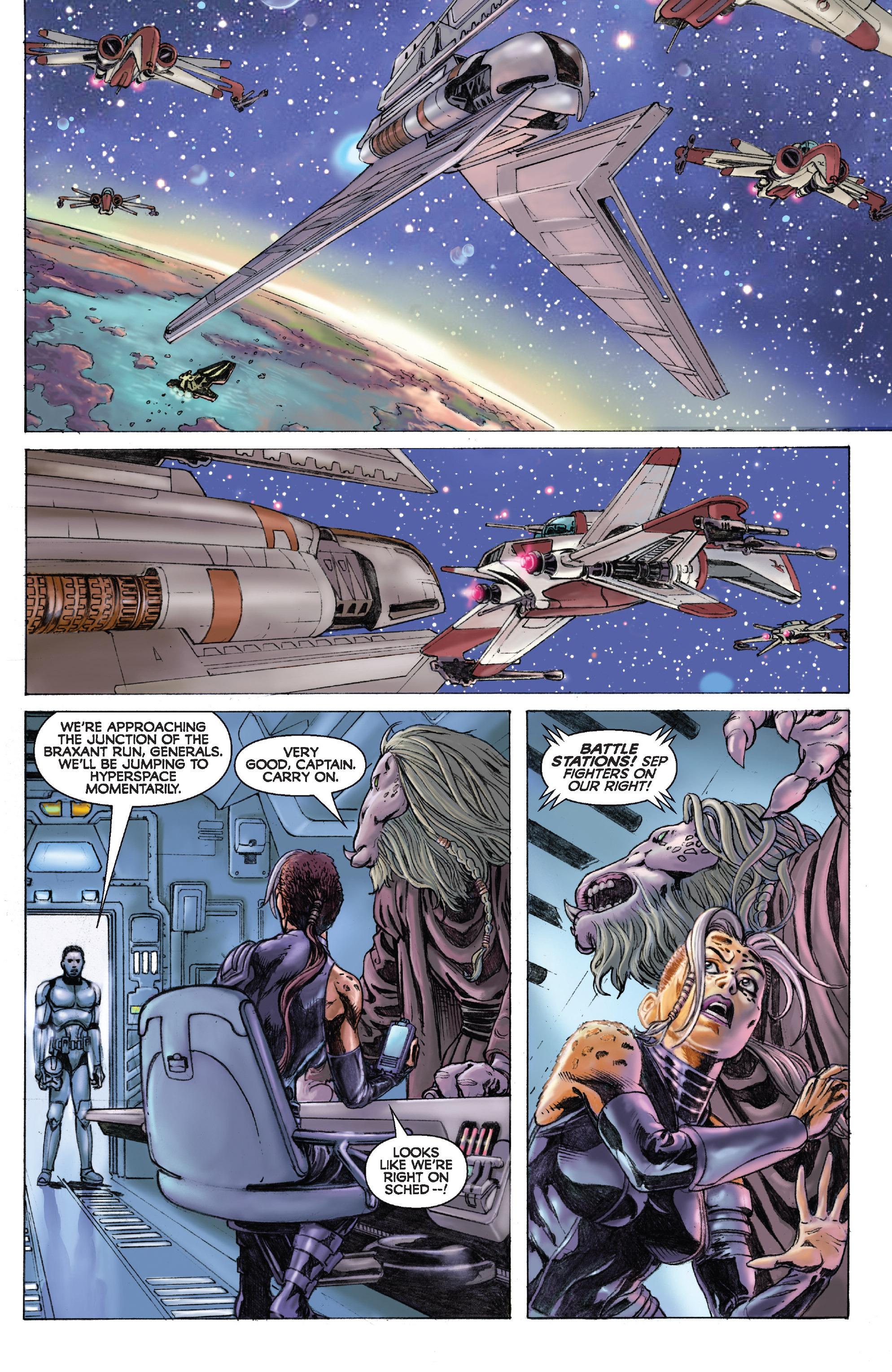 Read online Star Wars Omnibus comic -  Issue # Vol. 31 - 169