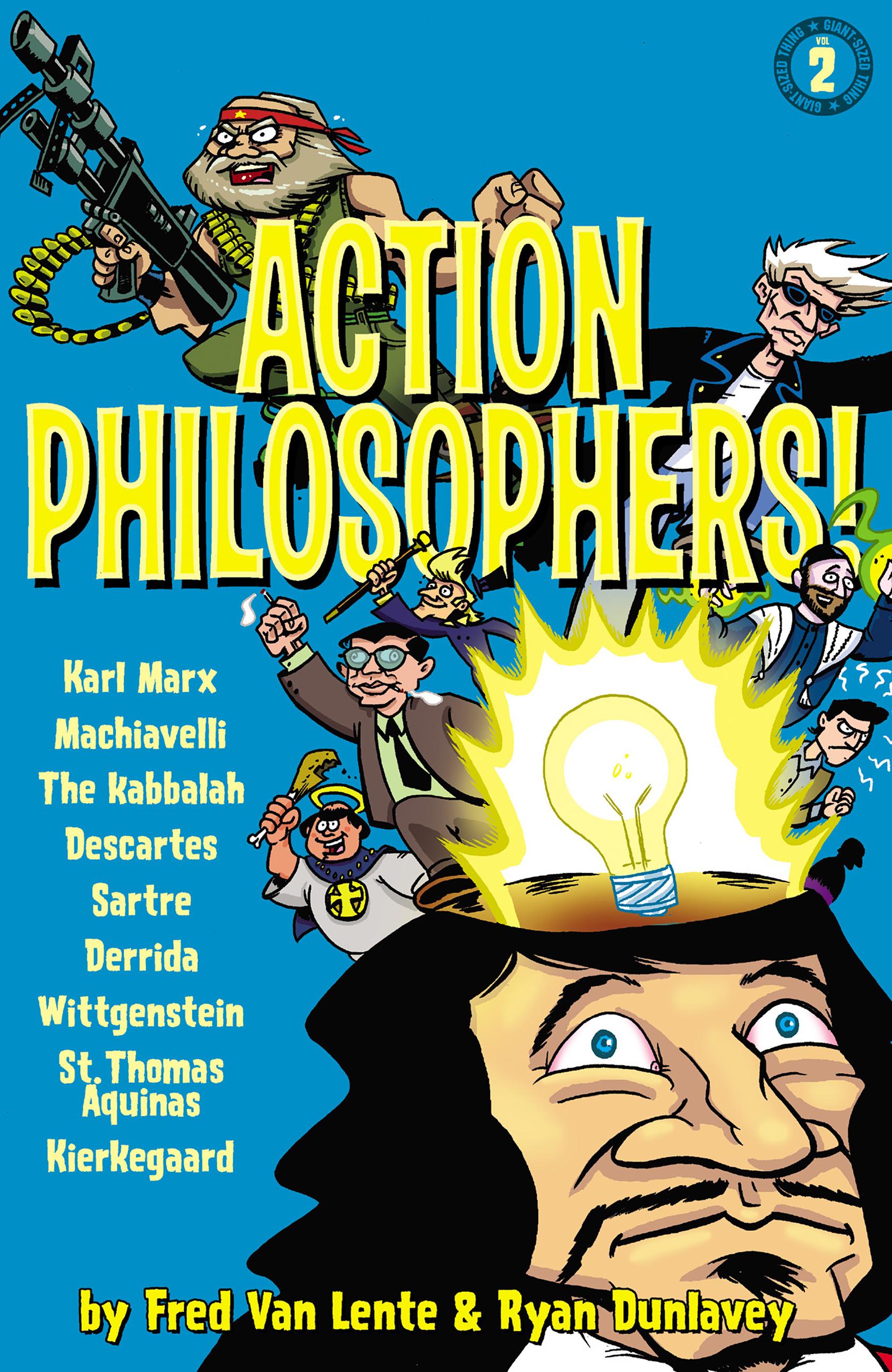 Read online Action Philosophers! comic -  Issue #Action Philosophers! TPB (Part 2) - 161