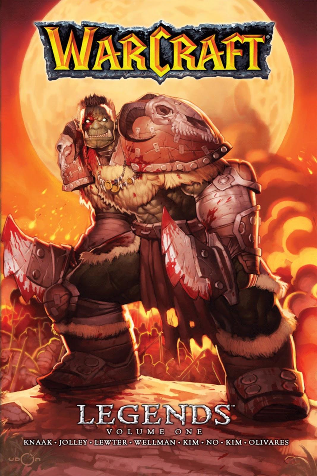 Warcraft: Legends issue Vol. 1 - Page 1