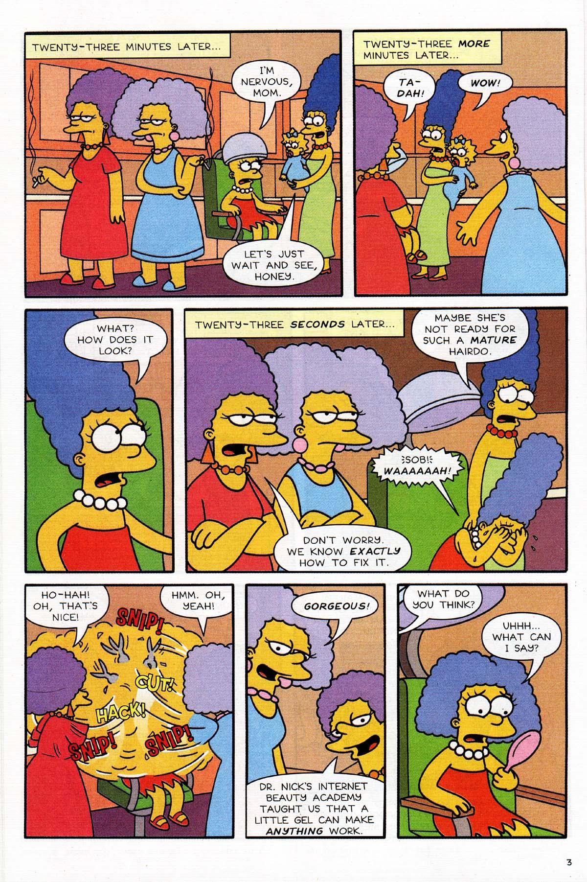 Read online Simpsons Comics Presents Bart Simpson comic -  Issue #15 - 20