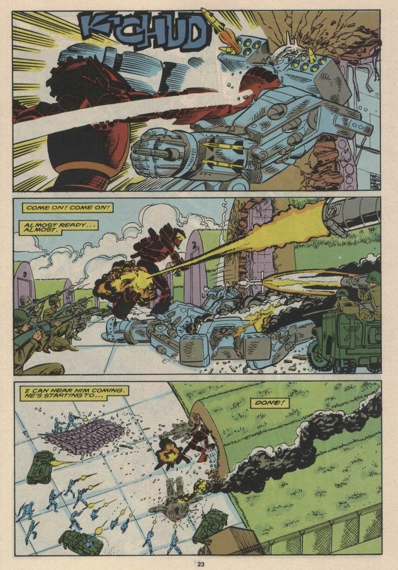 Read online Alpha Flight (1983) comic -  Issue #63 - 25