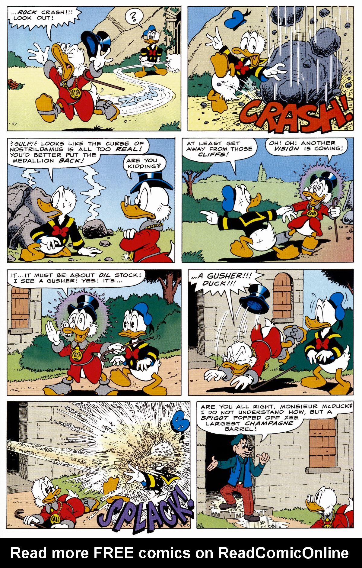 Read online Uncle Scrooge (1953) comic -  Issue #327 - 47
