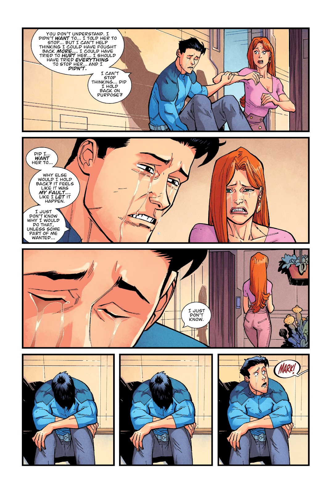 Invincible (2003) issue TPB 21 - Modern Family - Page 85