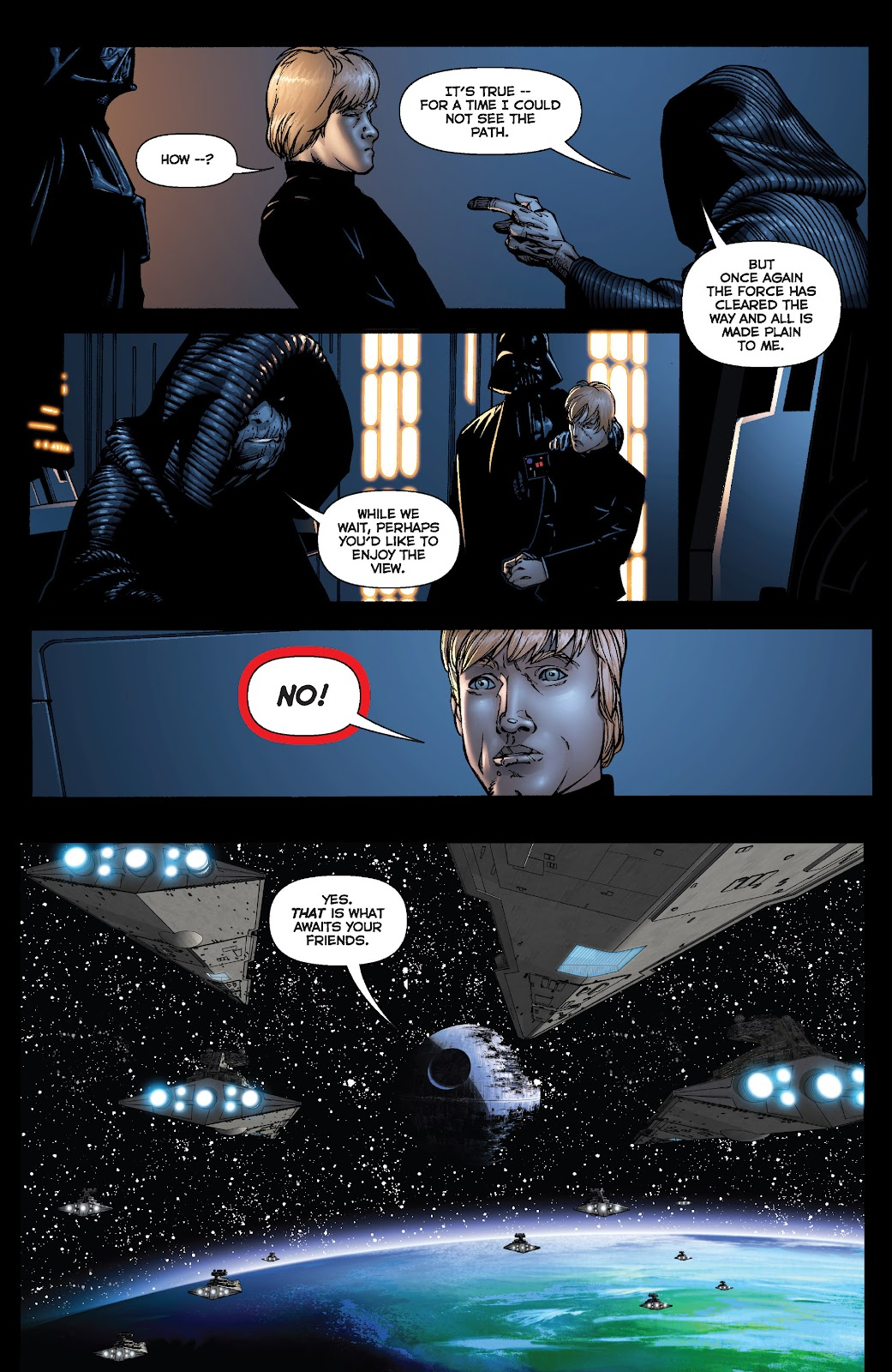 Read online Star Wars Legends: Infinities - Epic Collection comic -  Issue # TPB (Part 3) - 46