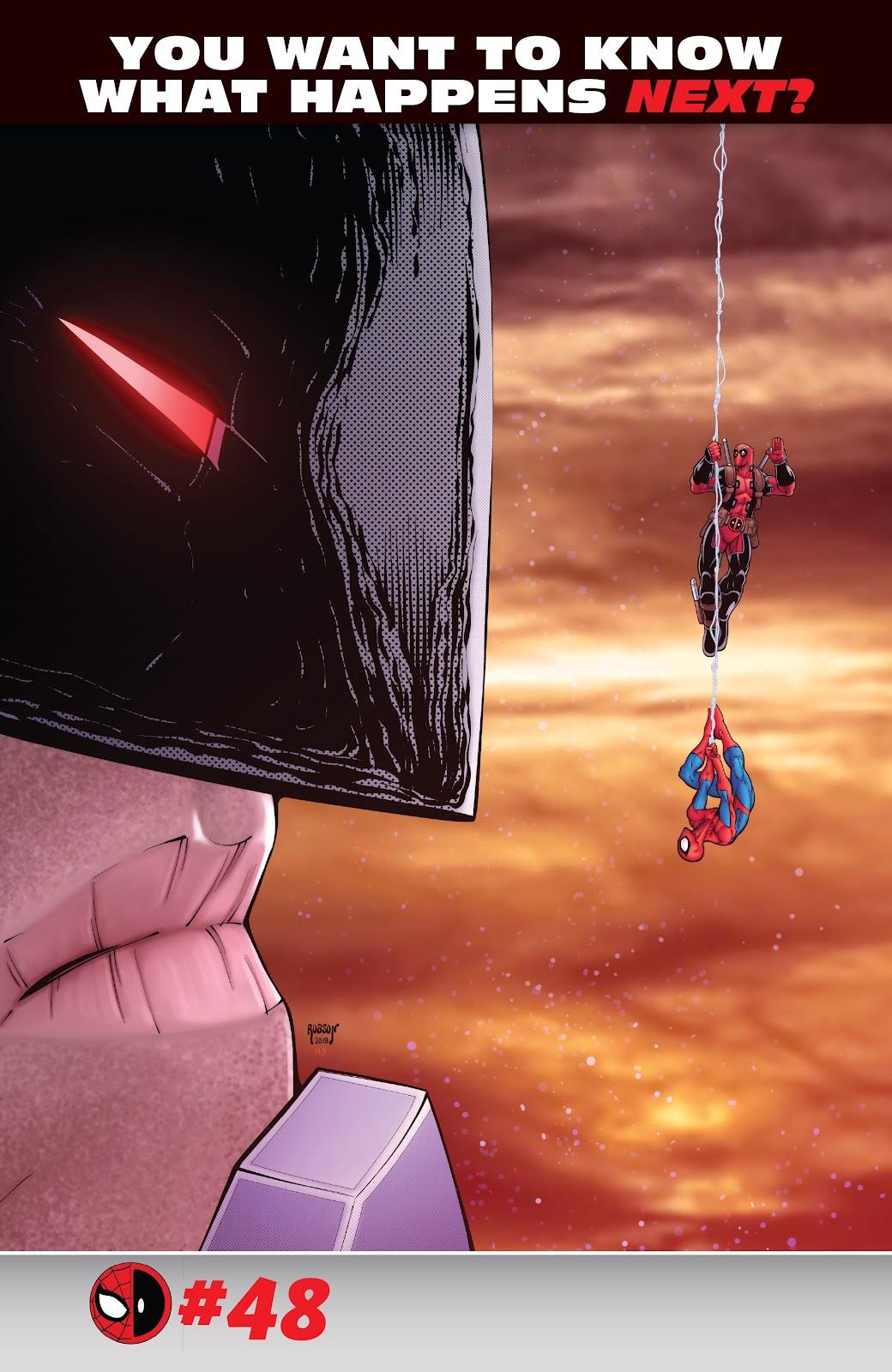 Read online Spider-Man/Deadpool comic -  Issue #47 - 22