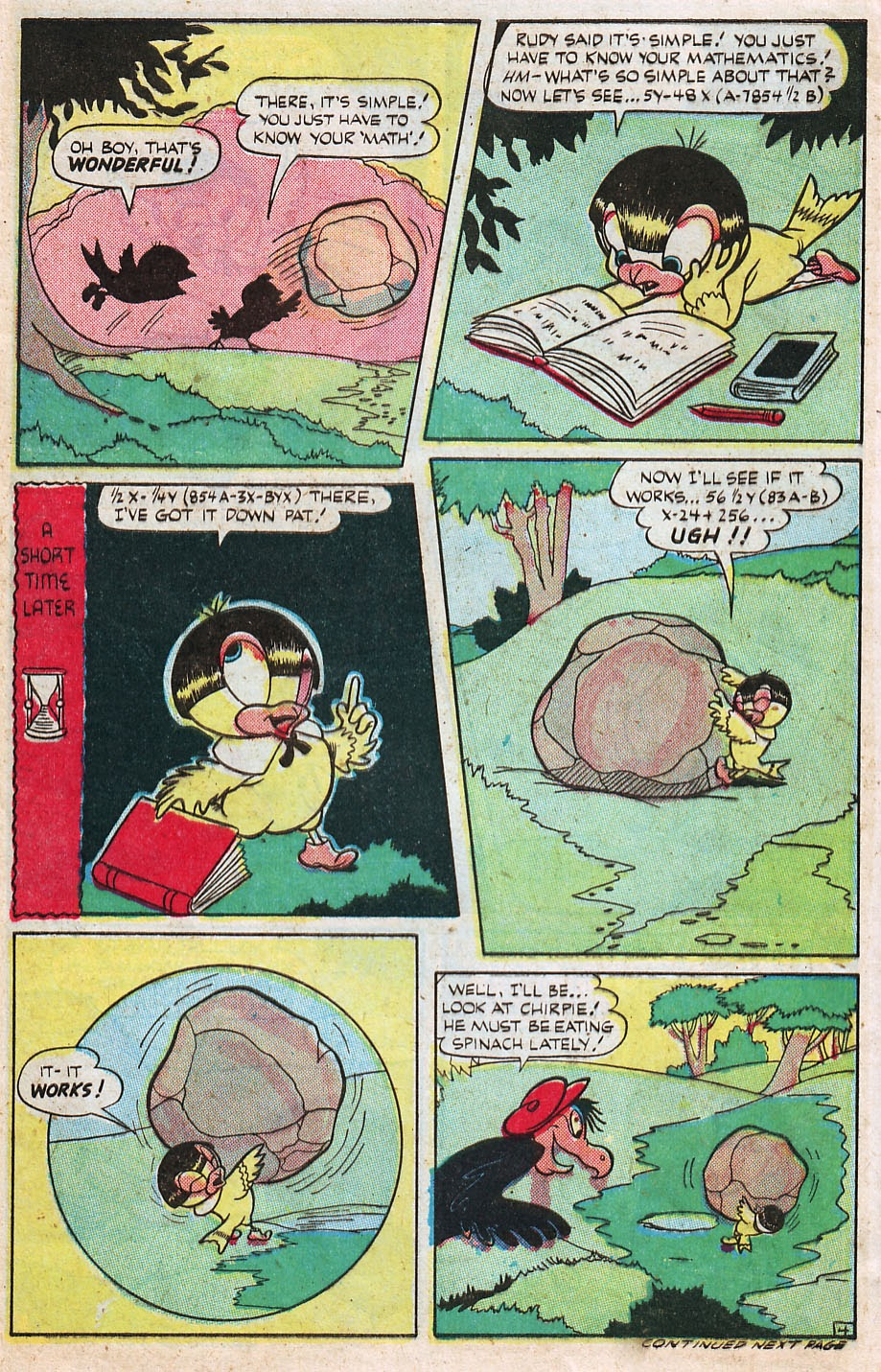 Jingle Jangle Comics issue 20 - Page 14