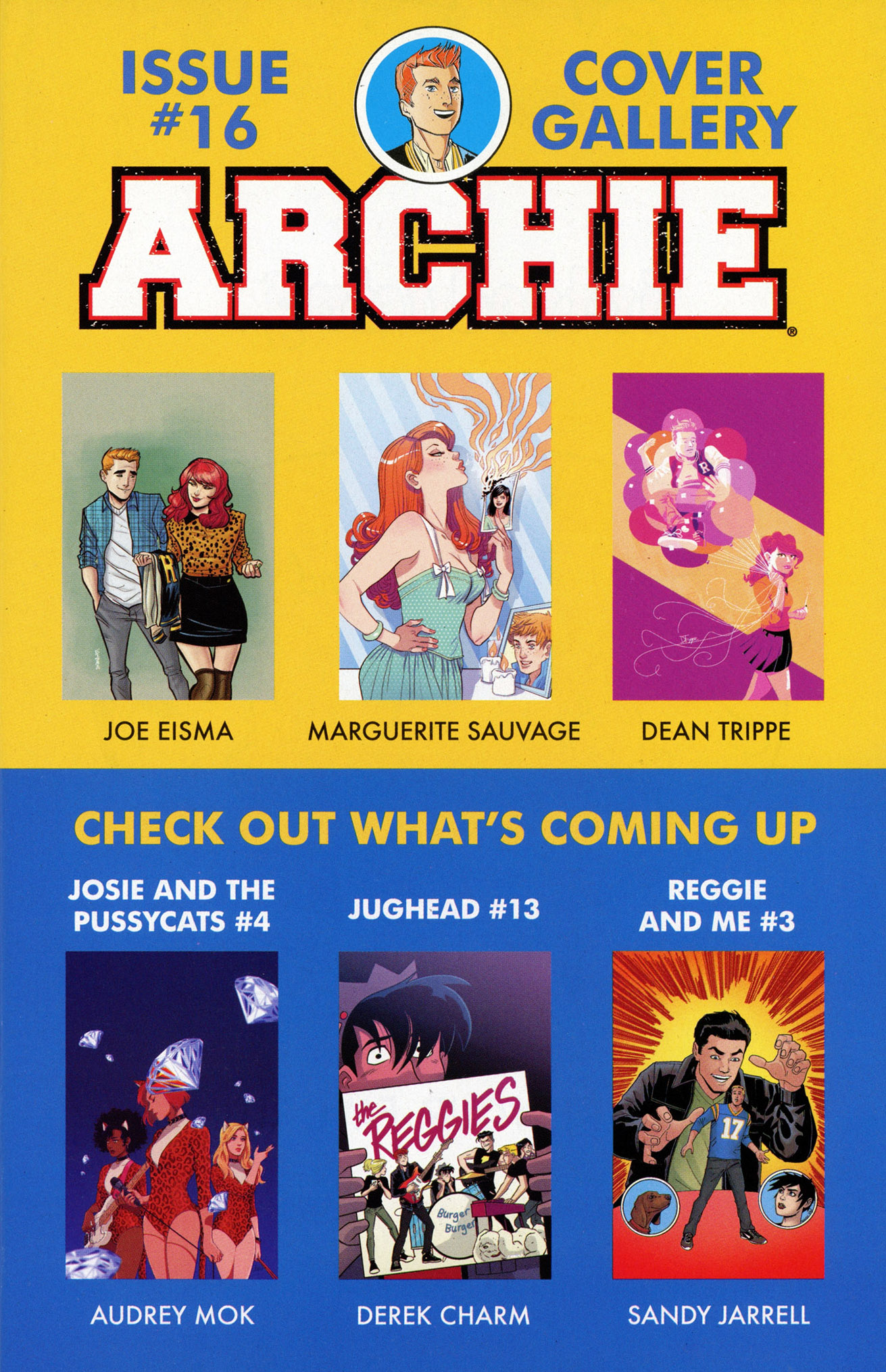 Read online Archie (2015) comic -  Issue #16 - 29